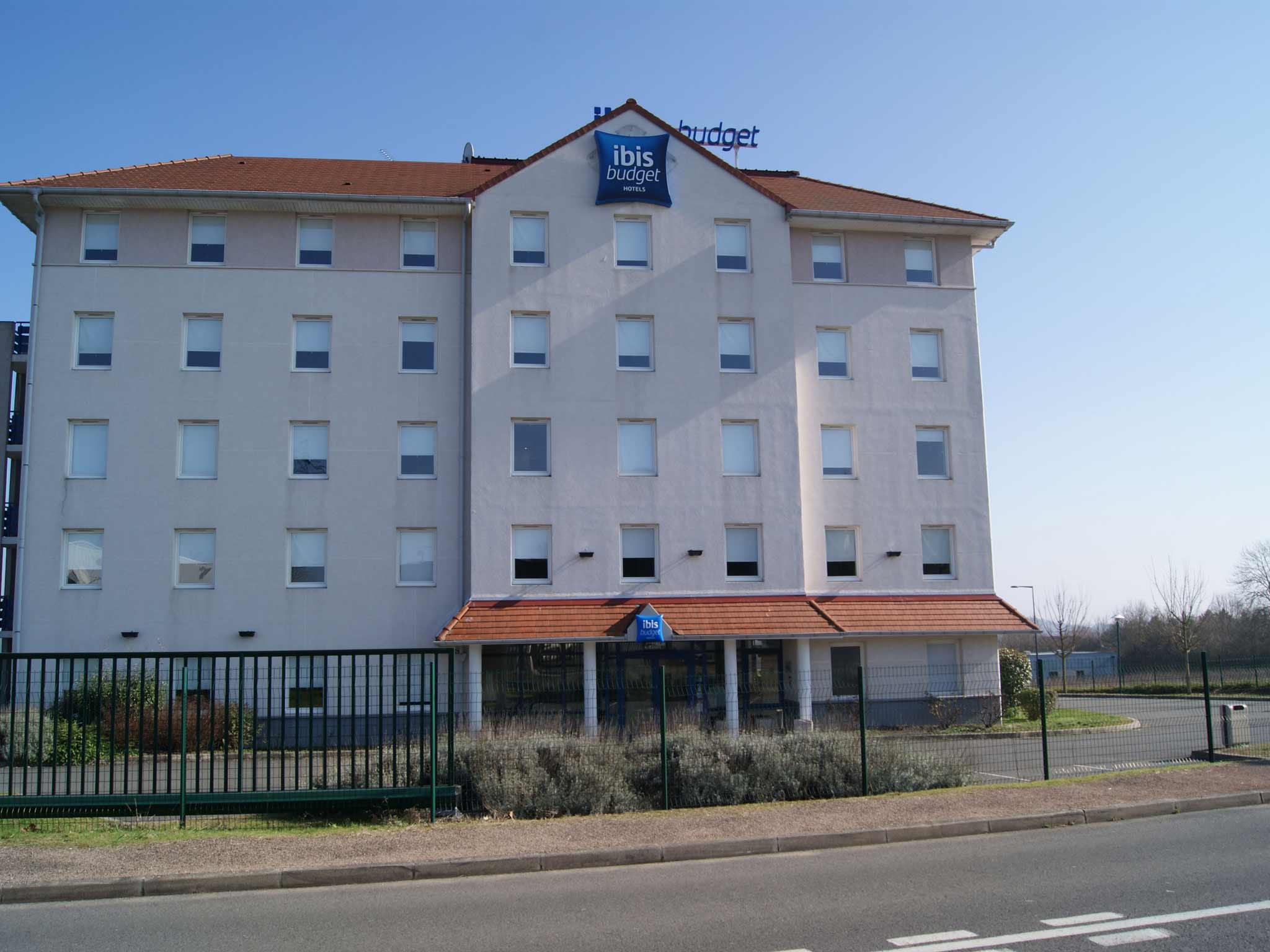 Hotel – ibis budget Nevers Varennes-Vauzelles