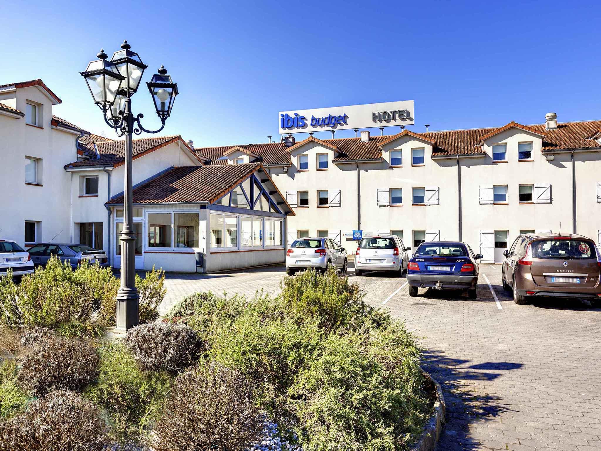 โรงแรม – ibis budget Agen