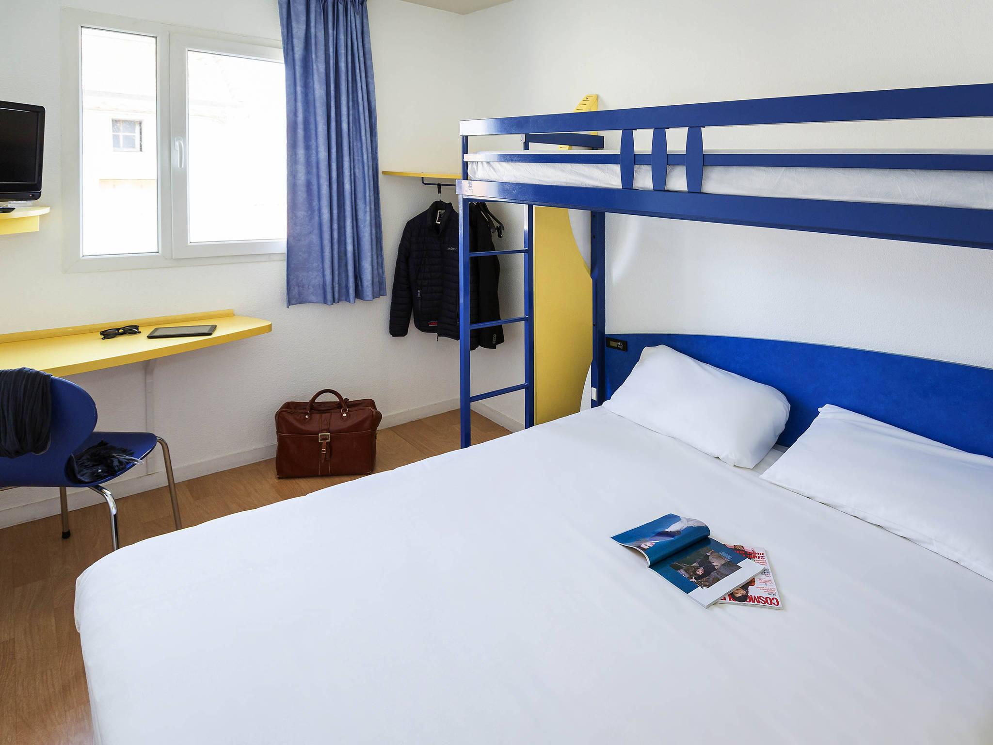 Hotel pas cher BEZIERS ibis bud Béziers Centre Palais Congr¨s