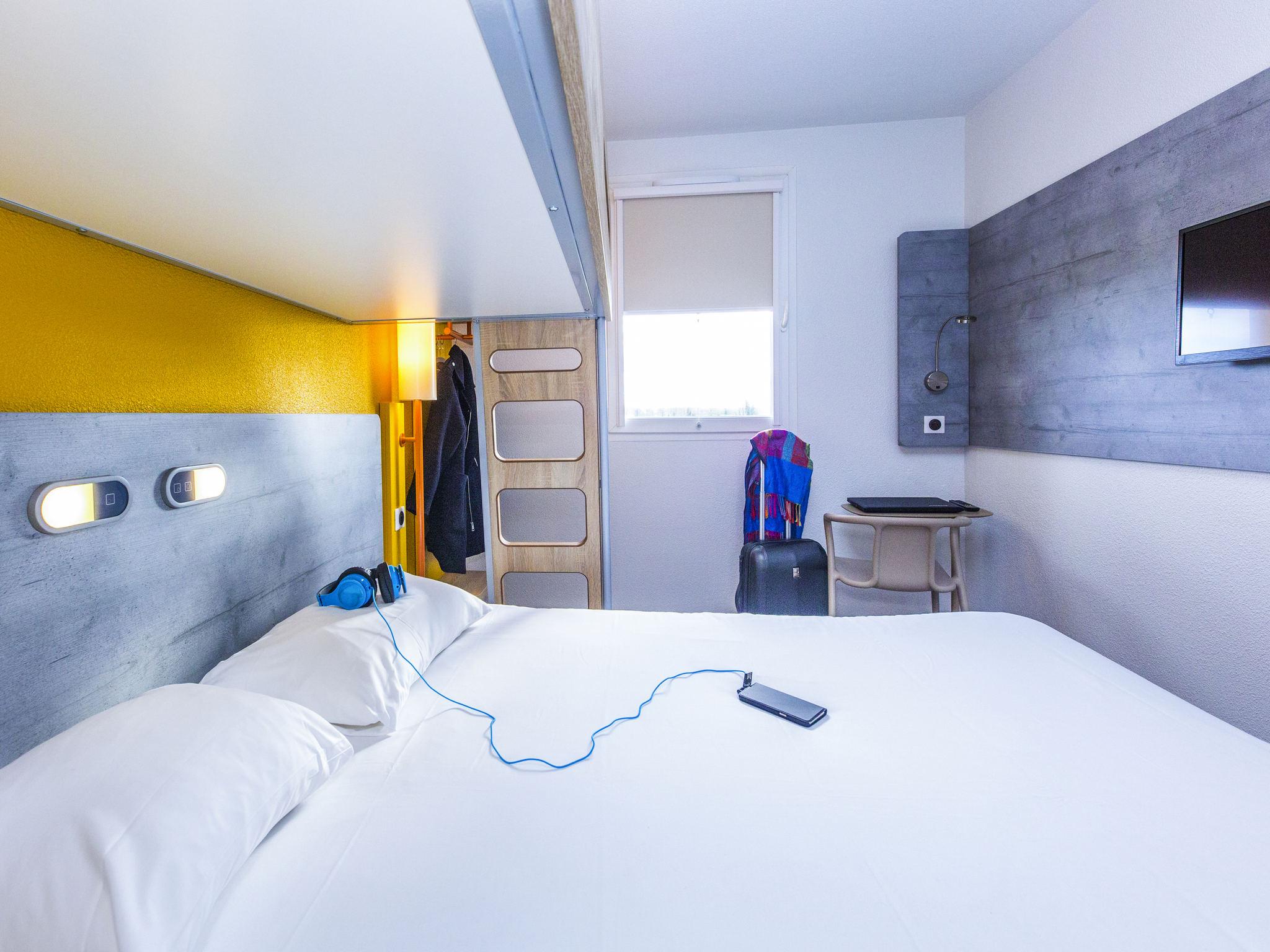 โรงแรม – ibis budget Marmande