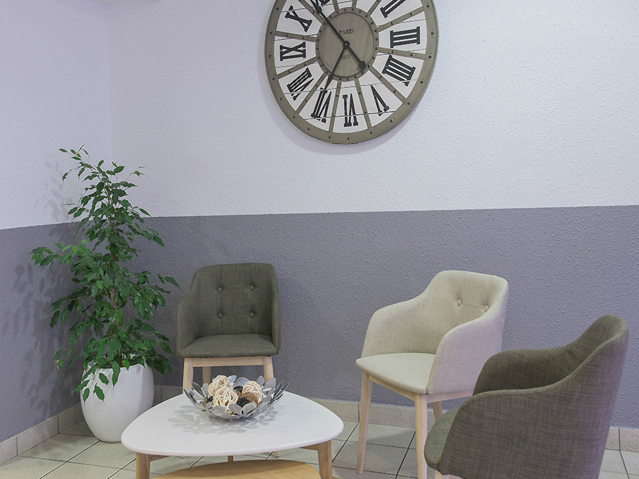 Hotell – ibis budget Le Mans Centre