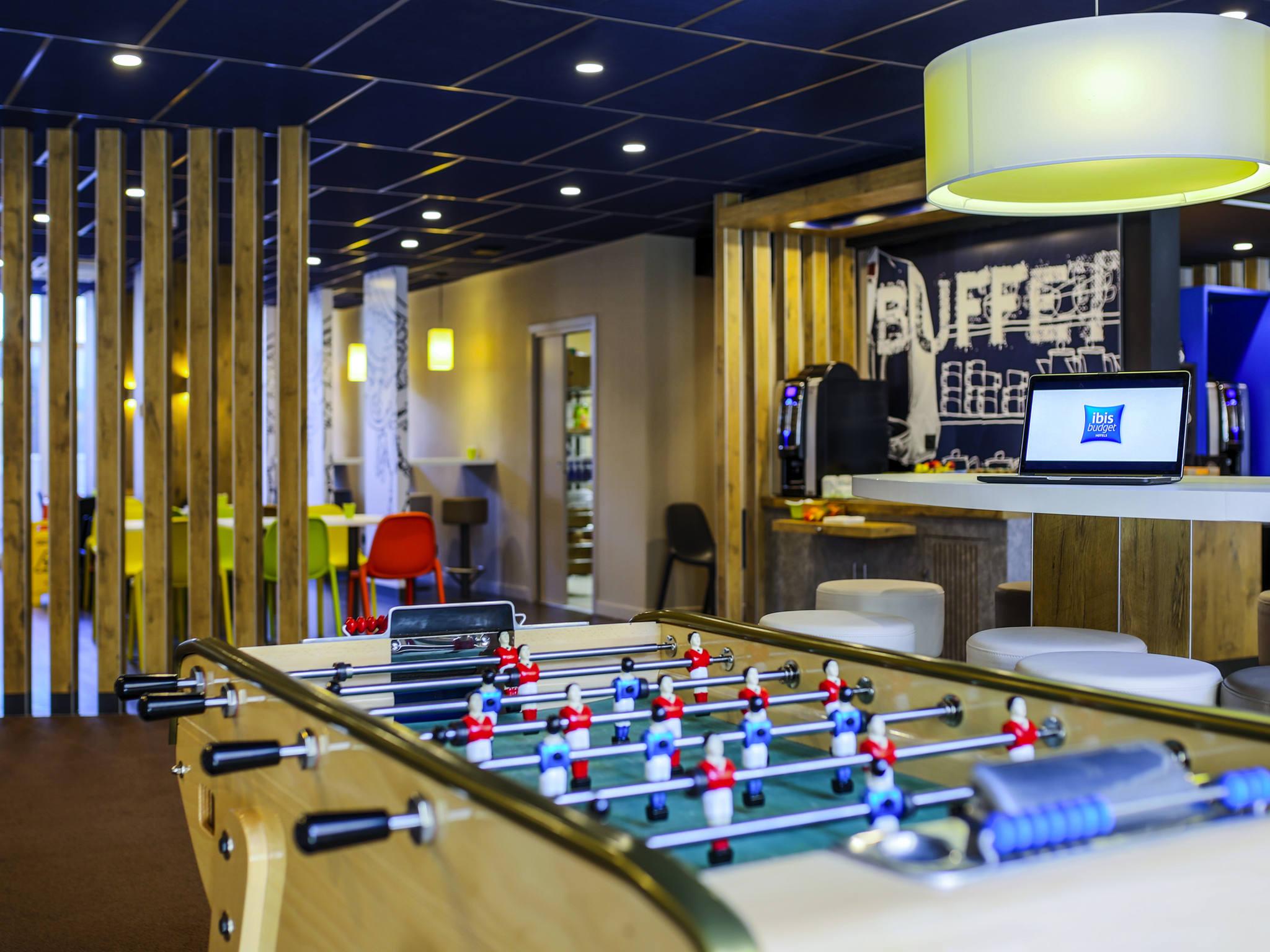 โรงแรม – ibis budget Albi Centre