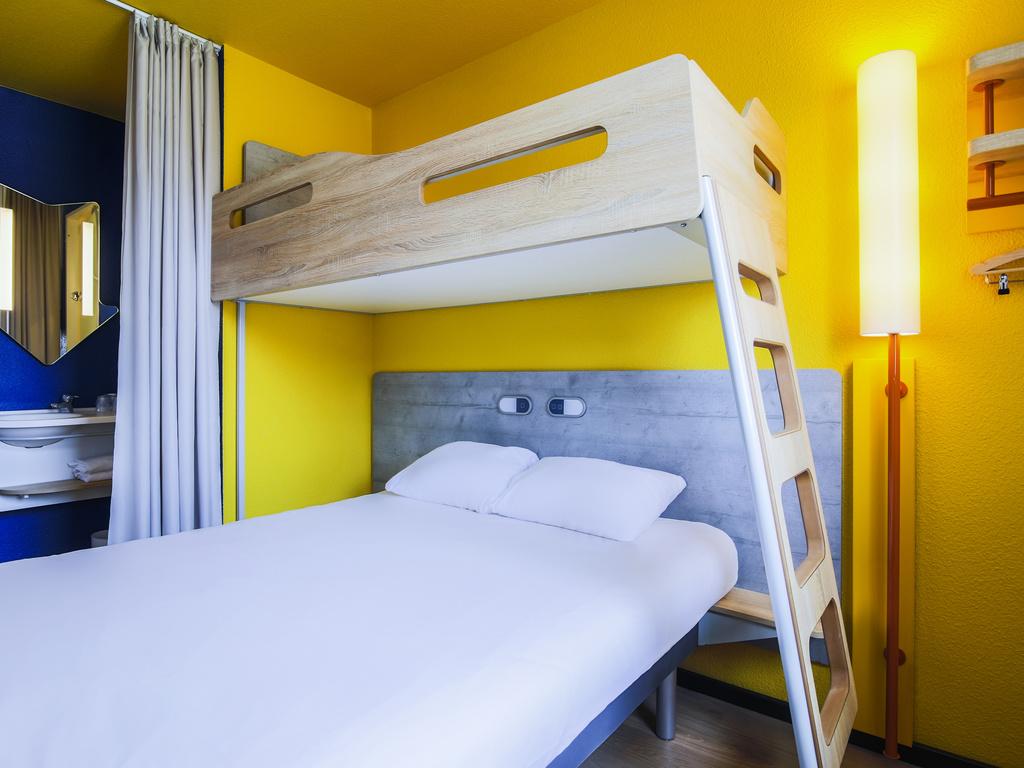 h tel albi ibis budget albi centre. Black Bedroom Furniture Sets. Home Design Ideas
