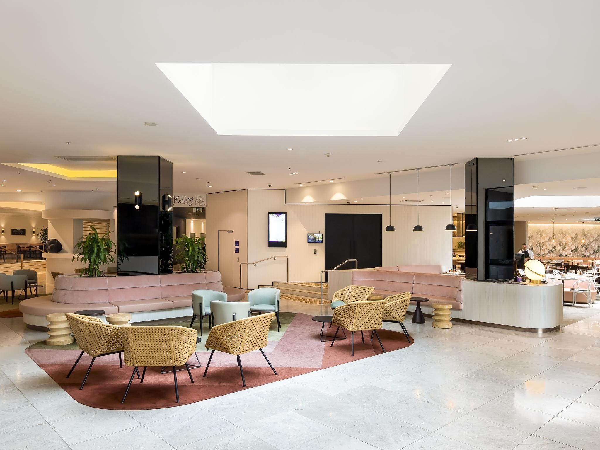 ホテル – メルキュールシドニーインターナショナルエアポート