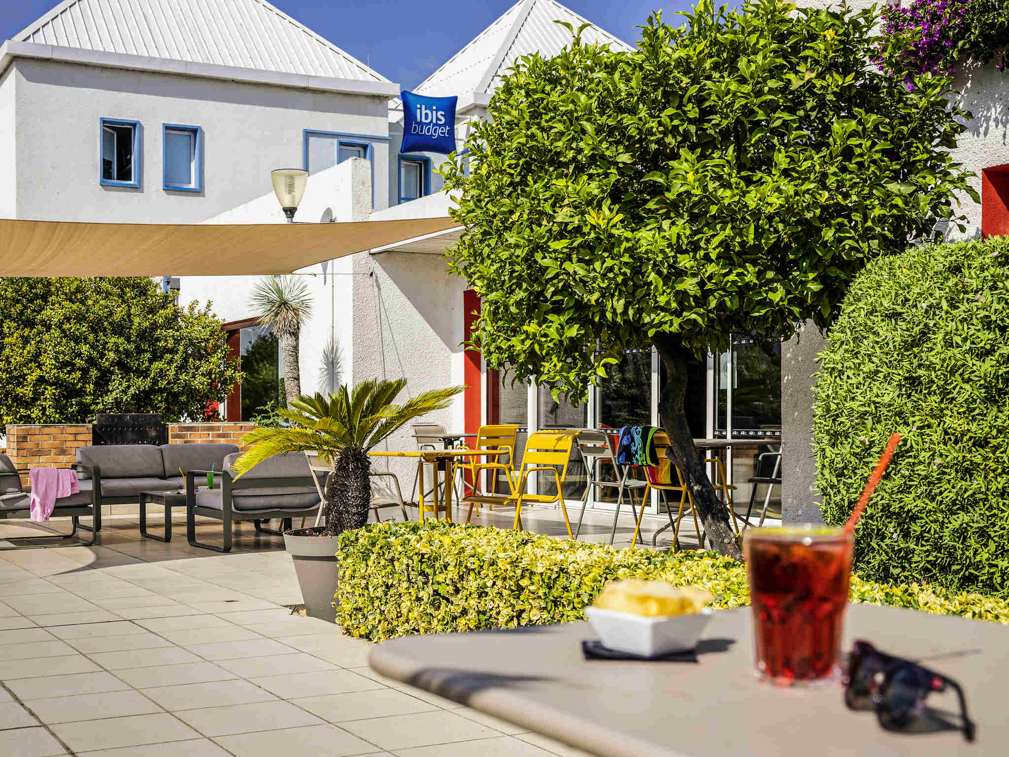โรงแรม – ibis budget Perpignan Sud