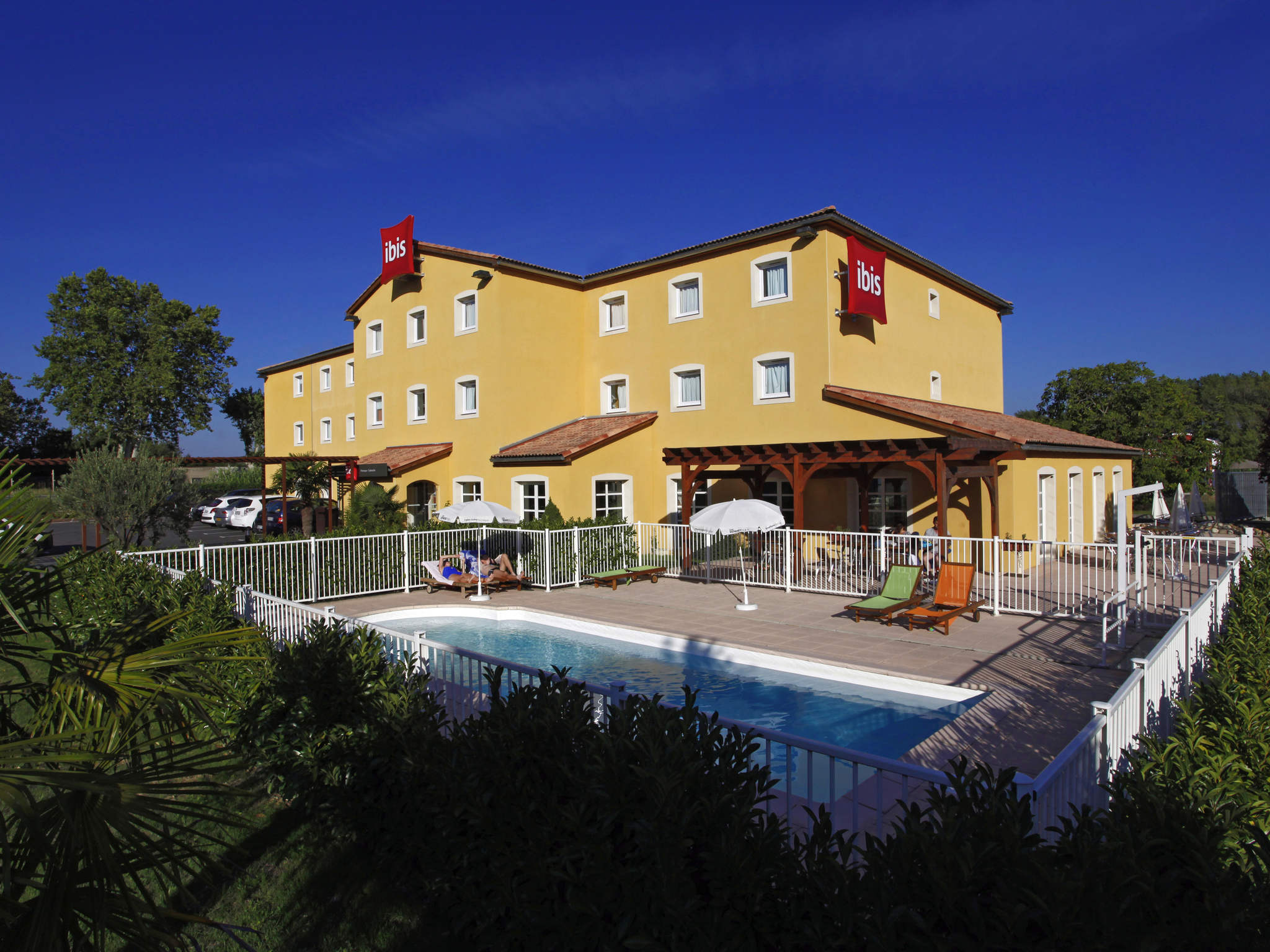 Hotel - ibis Manosque Cadarache