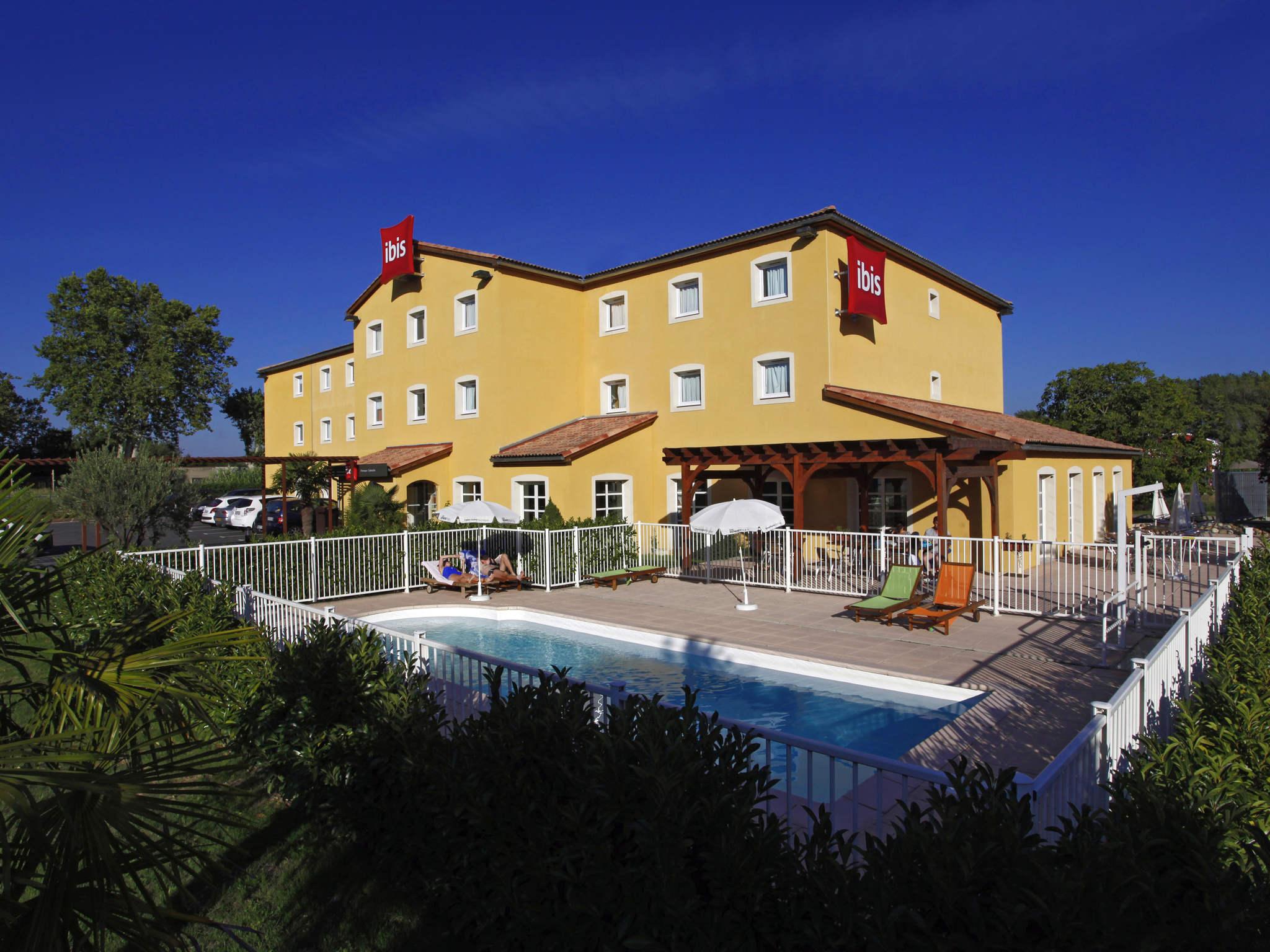 ホテル – ibis Manosque Cadarache