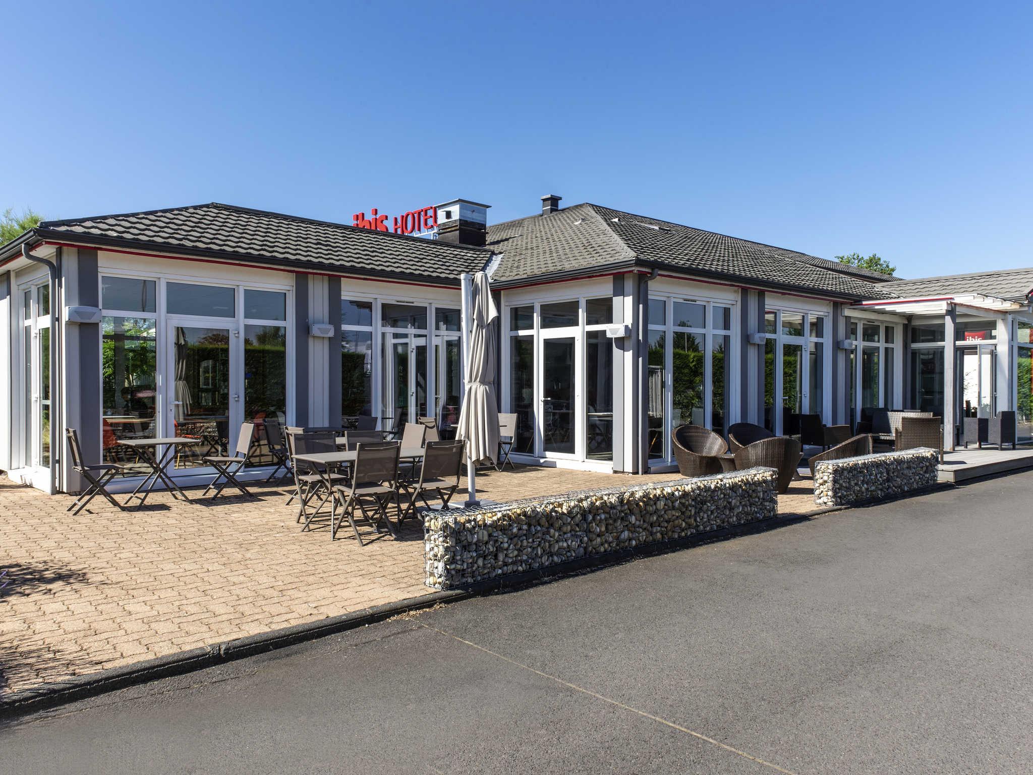 โรงแรม – ibis Issoire
