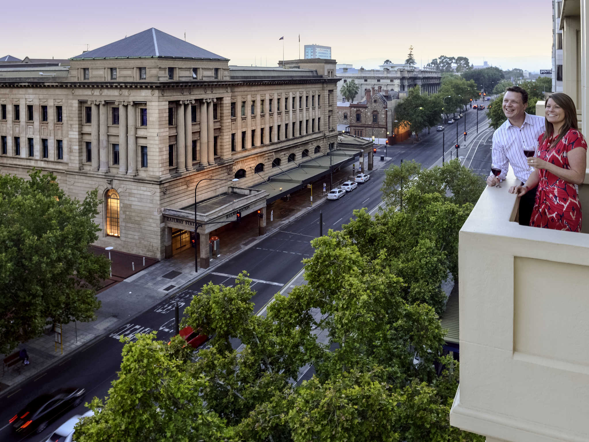 Hotel - Mercure Grosvenor Hotel Adelaide