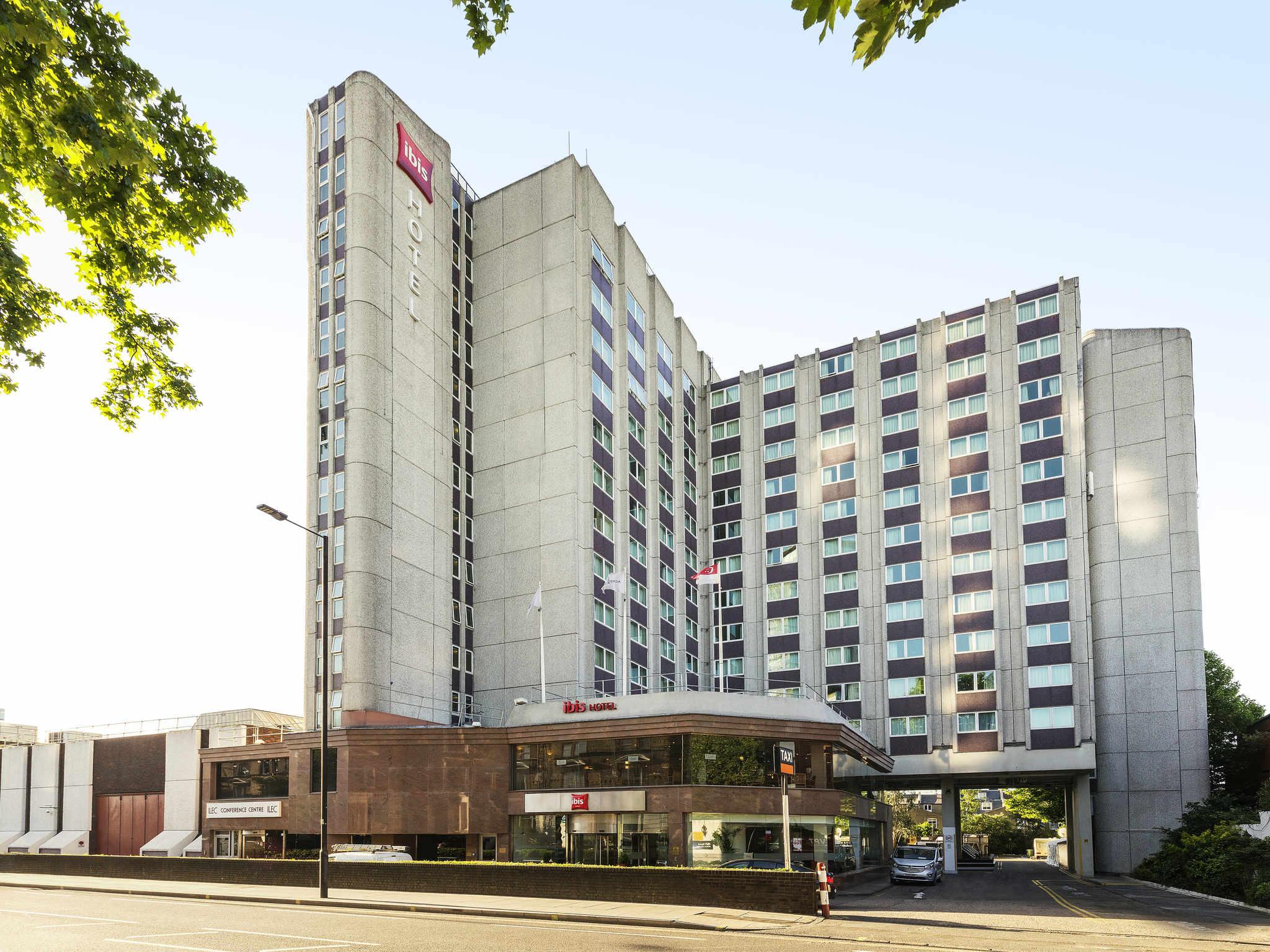 酒店 – 伦敦EARLS COURT宜必思酒店