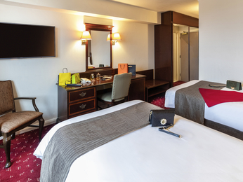 Las habitaciones - ibis Londres Earls Court
