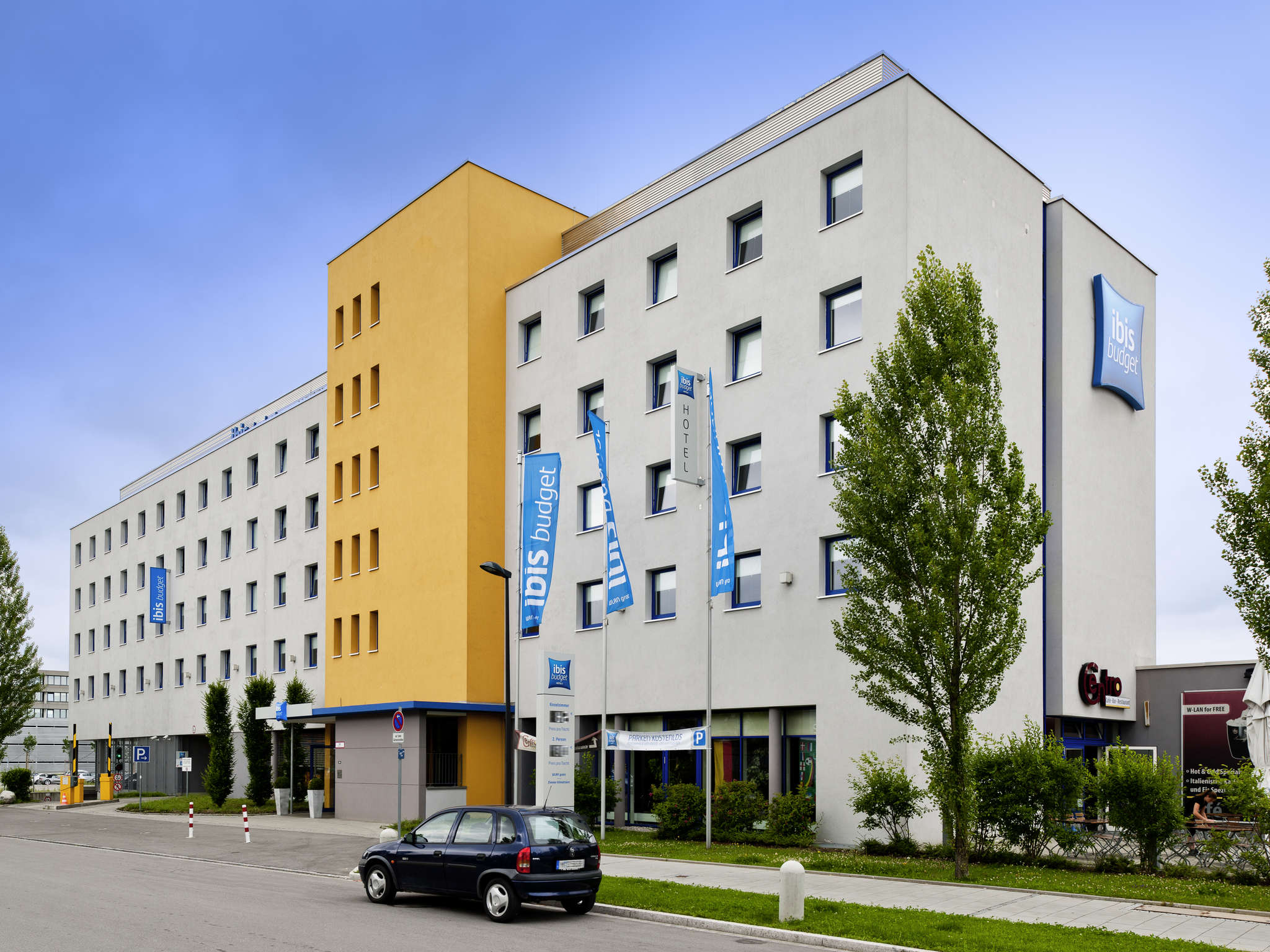 Hotell – ibis budget Muenchen Ost Messe