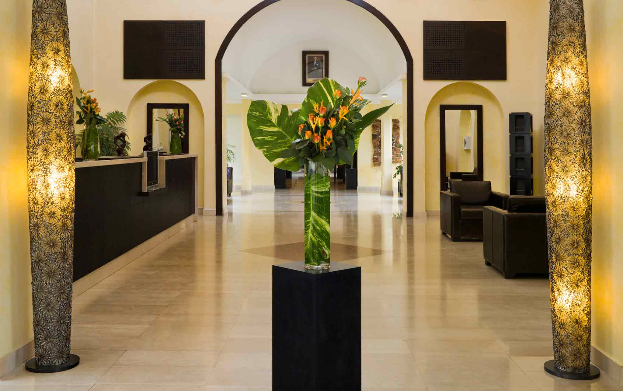 Отель — Sofitel Малабо Президентский Дворец