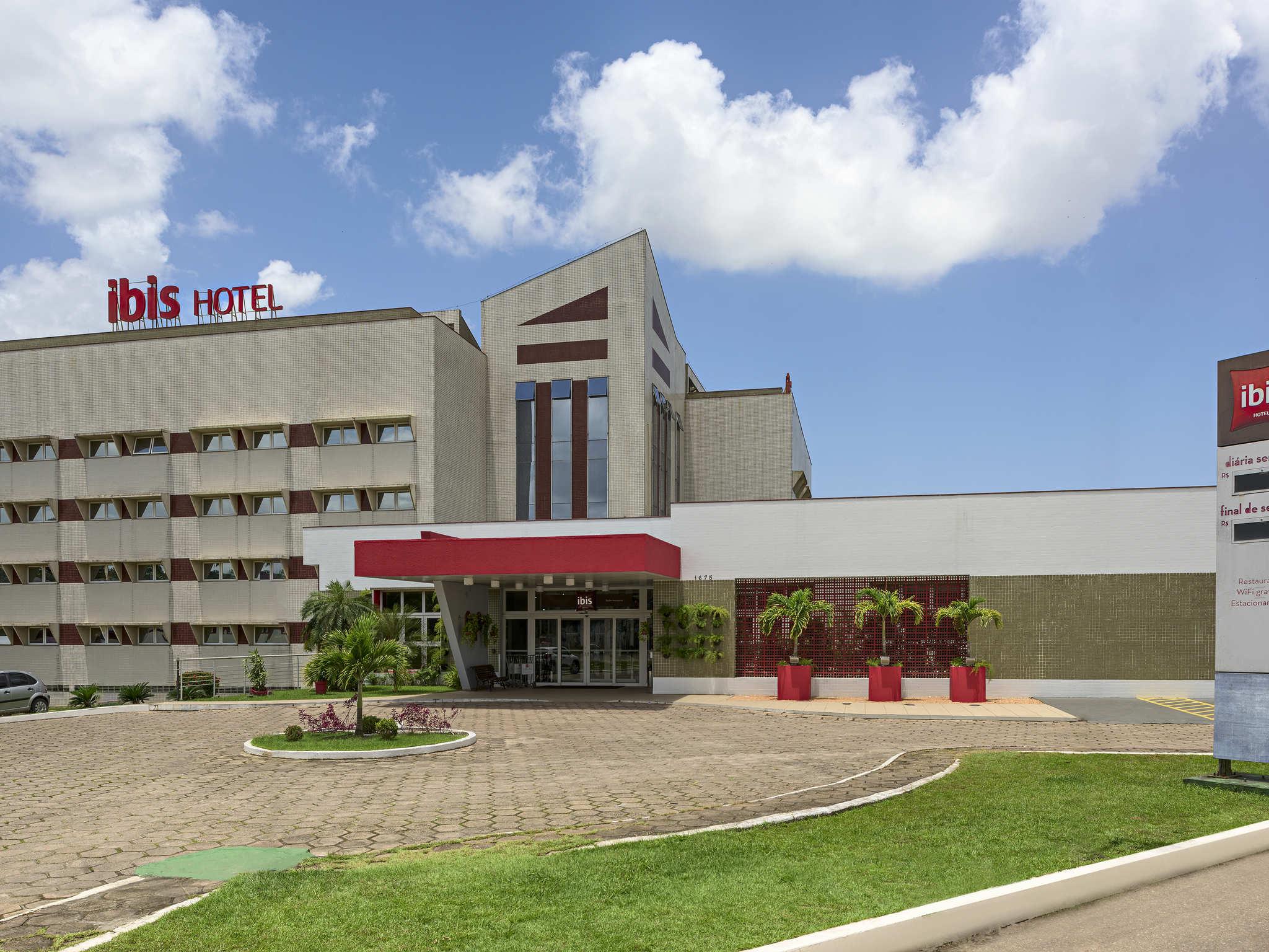 Отель — ibis Belem Aeroporto