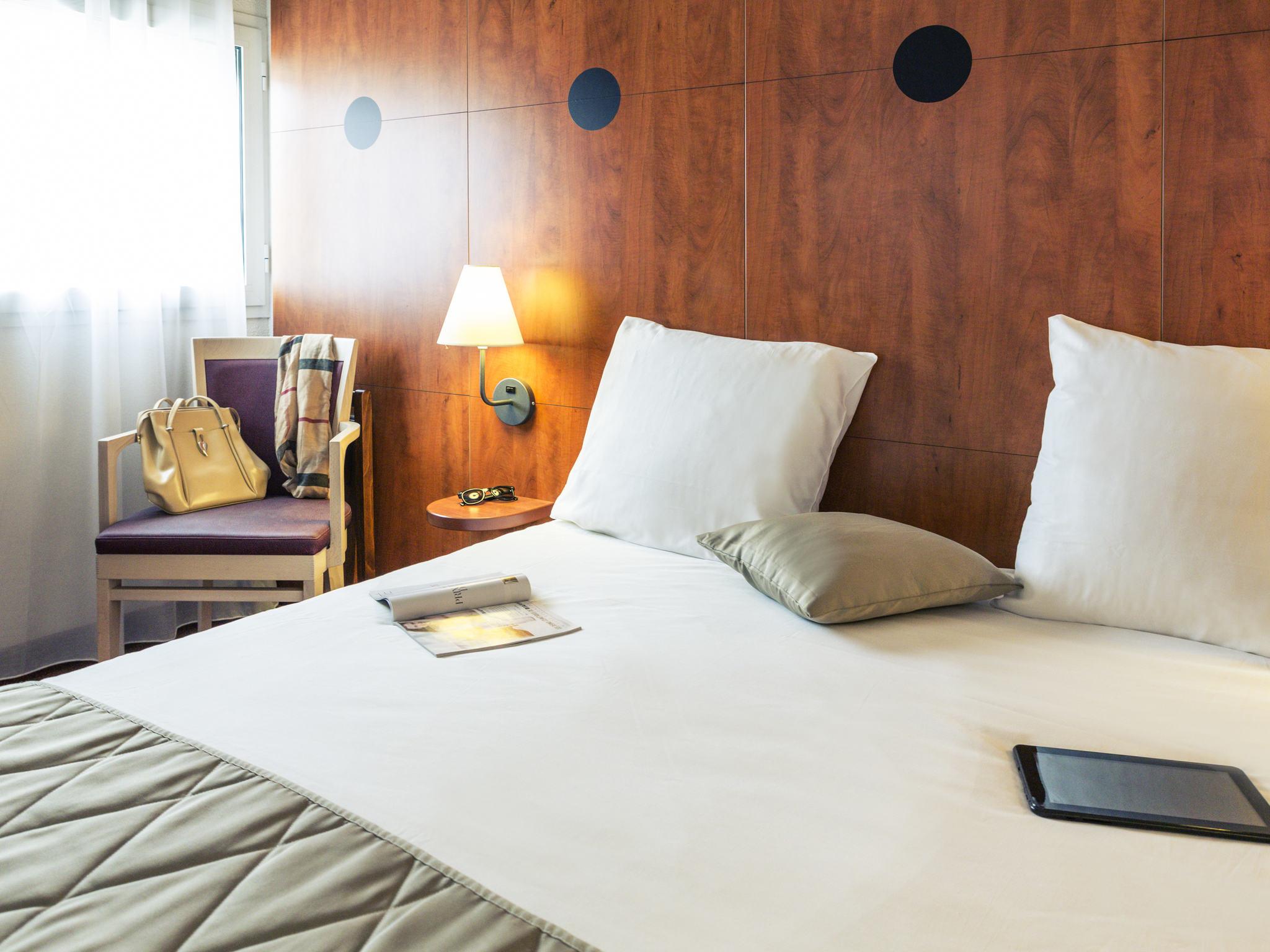 酒店 – 贝济耶美居酒店