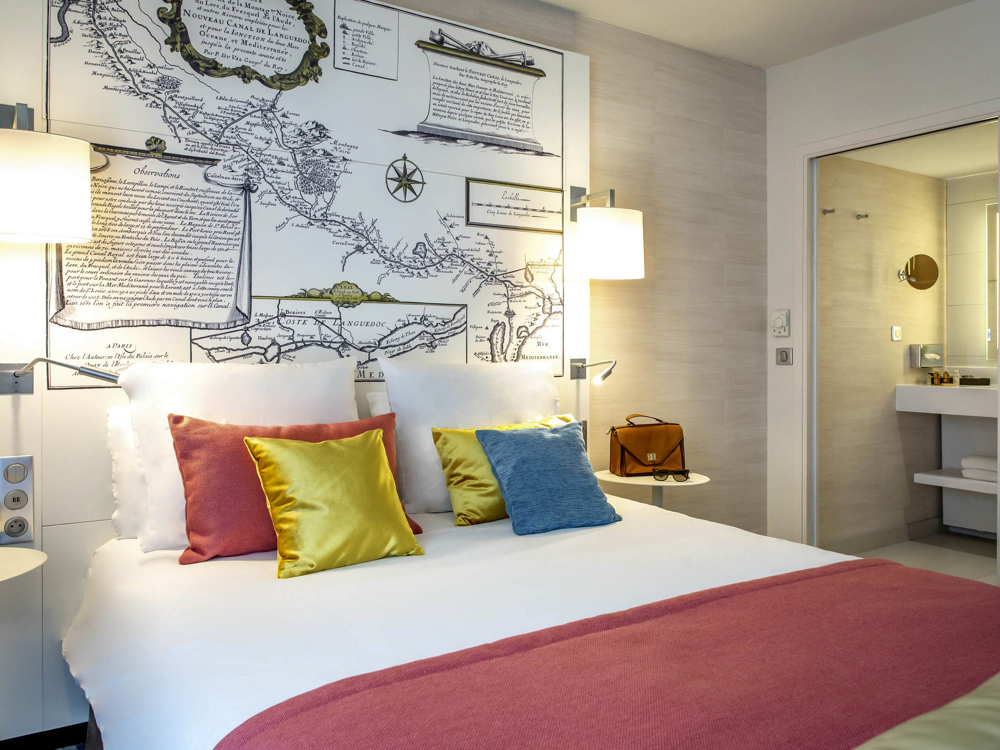 โรงแรม – Hôtel Mercure Béziers