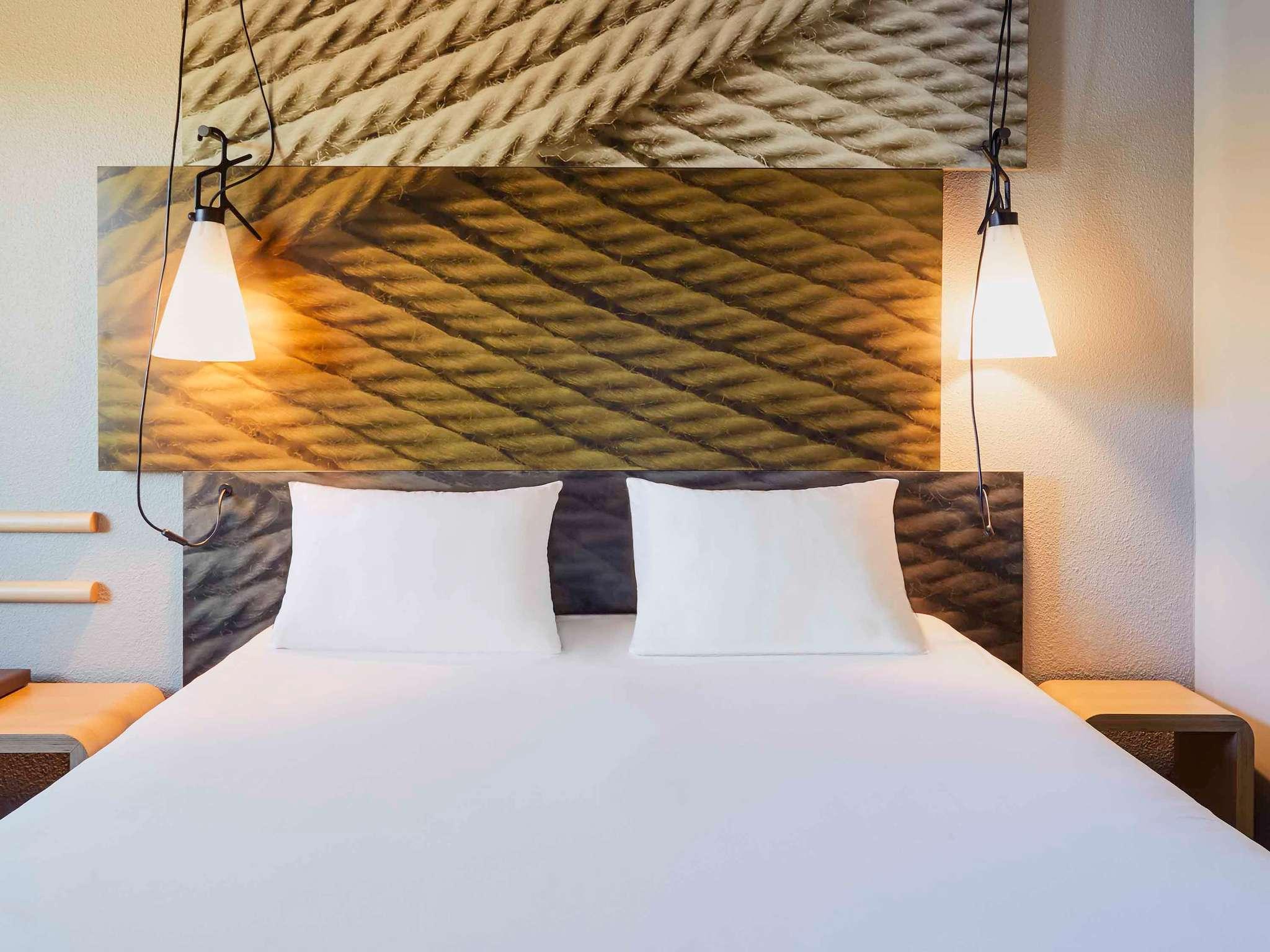 Hotel – ibis Dijon Centre Clemenceau