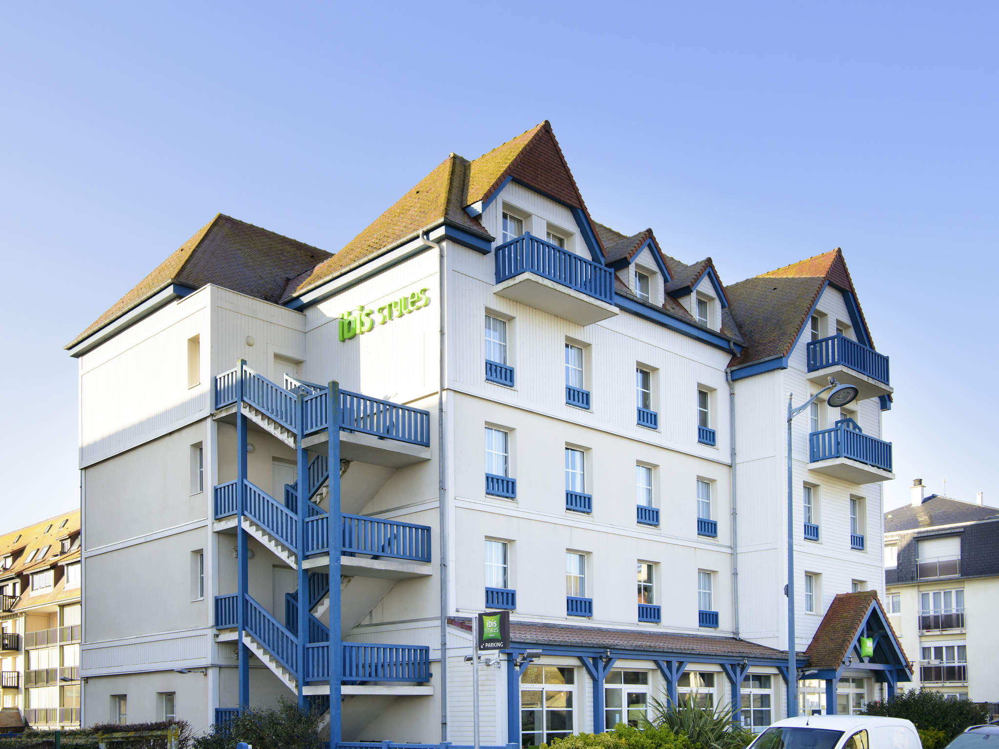 Отель — ibis Styles Deauville Villers Plage
