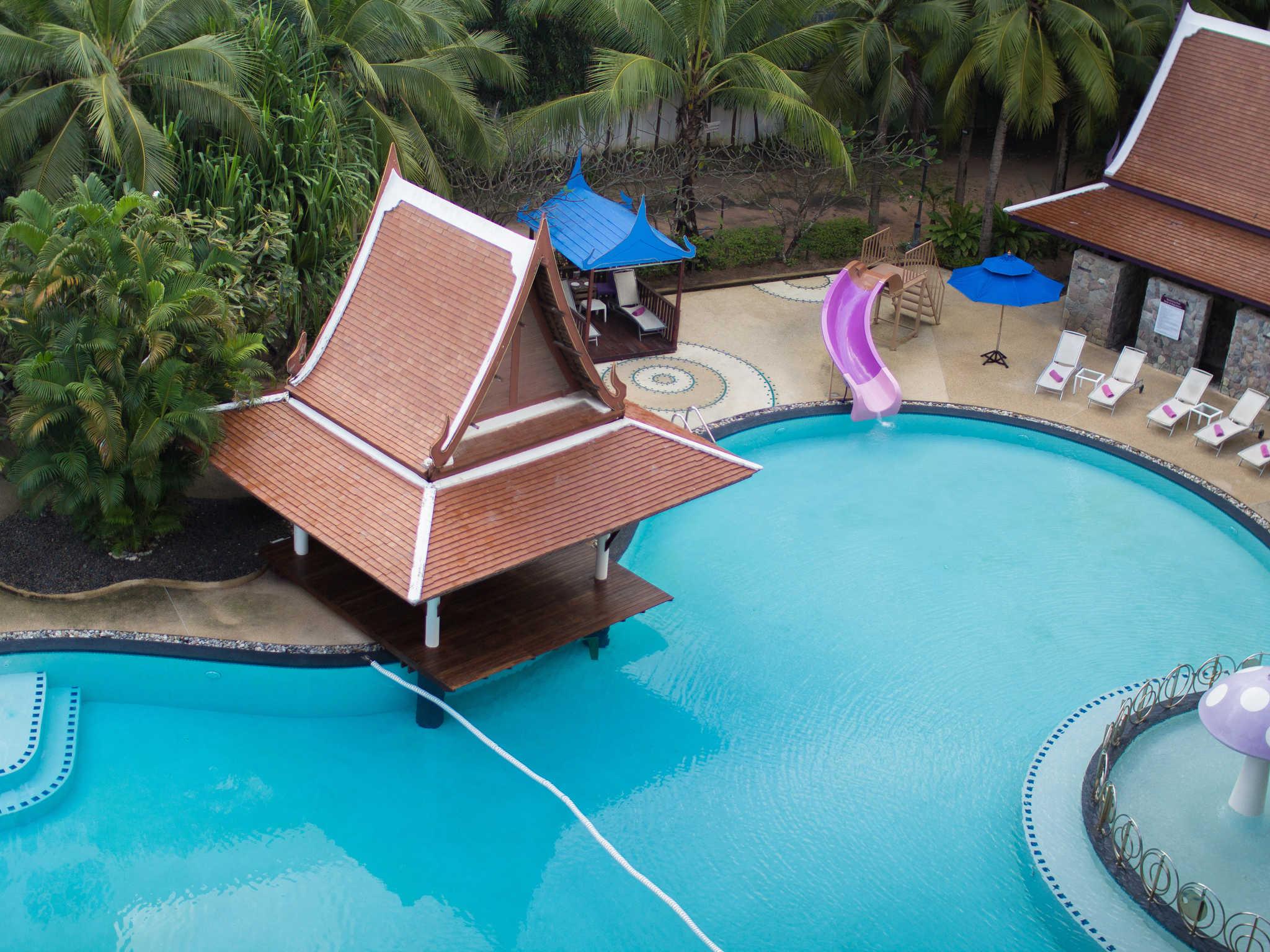 โรงแรม – เมอร์เคียว พัทยา