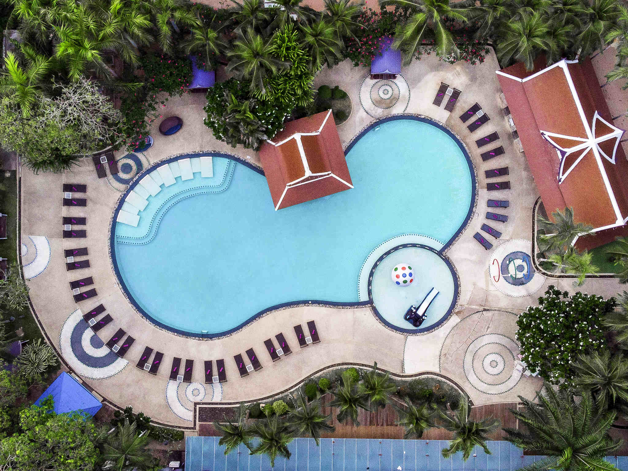 Hotel In Pattaya Mercure Pattaya