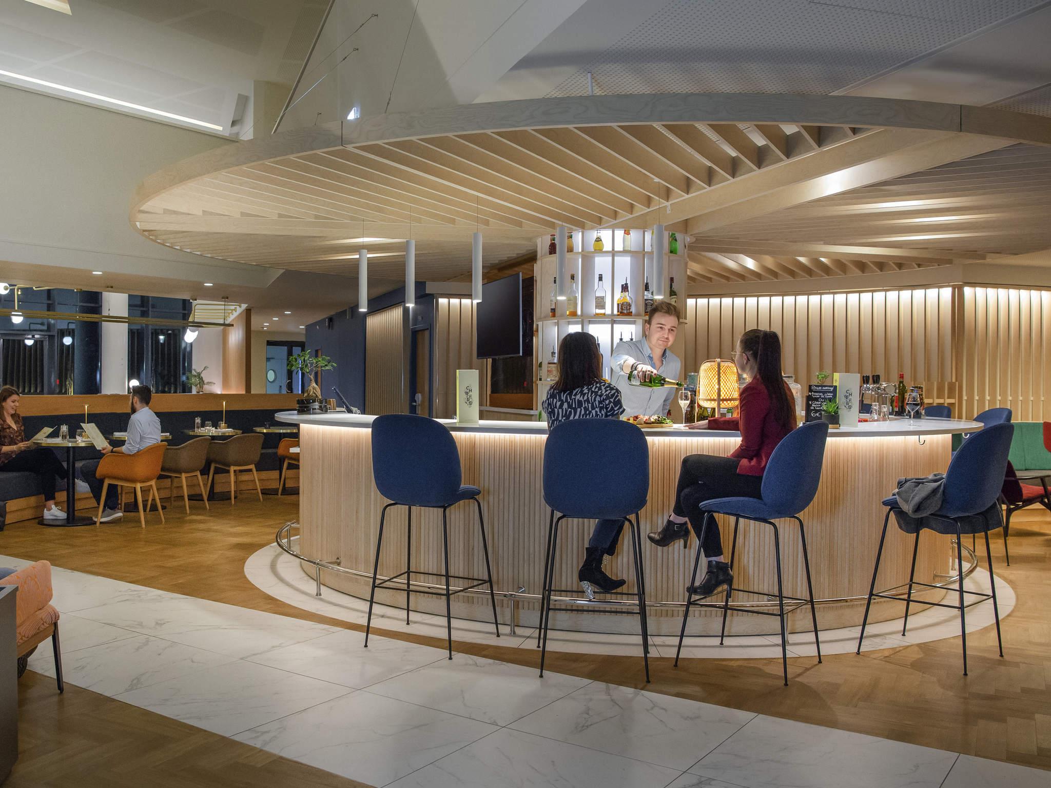 โรงแรม – Novotel Le Havre Centre Gare