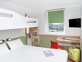 Hotel pas cher clermont ferrand ibis budget clermont for Garage pas cher clermont ferrand