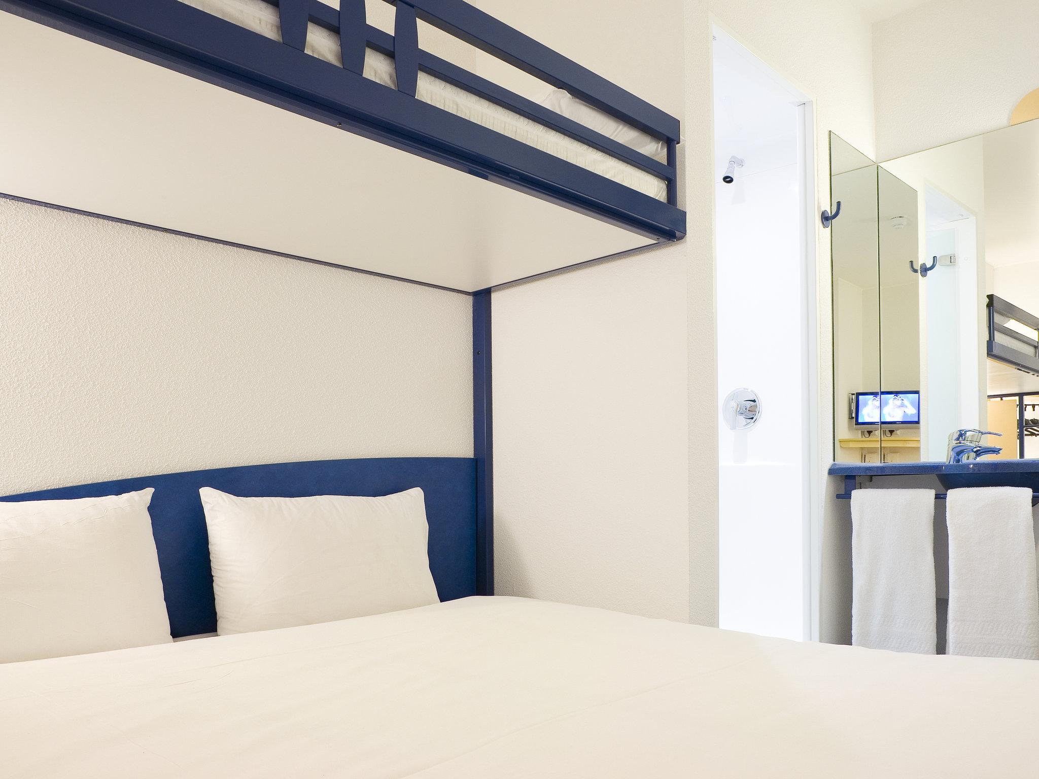 โรงแรม – ibis budget Bar-le-Duc