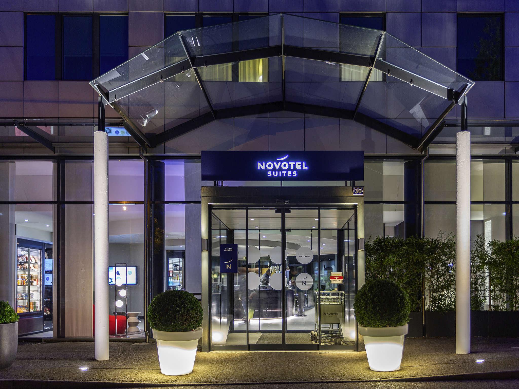 Hotel – Novotel Suites Geneve Aeroport