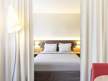 Rooms - Novotel Suites Geneve