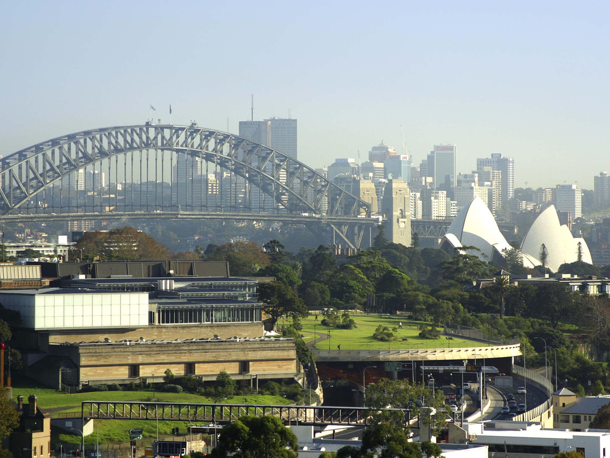 Hotel – ibis budget Sydney Est