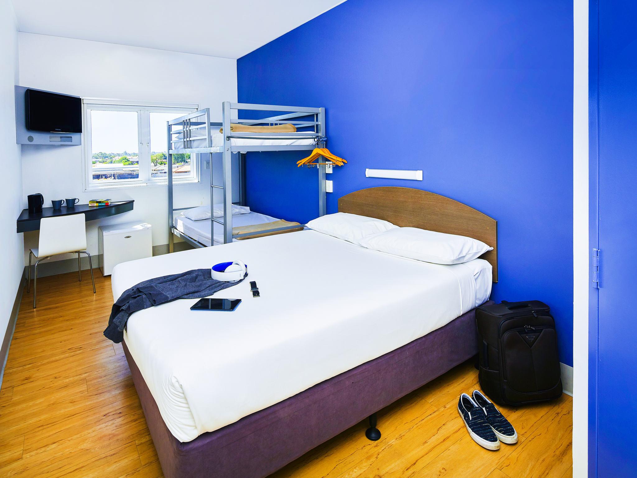 Rooms Ibis Budget Perth Airport