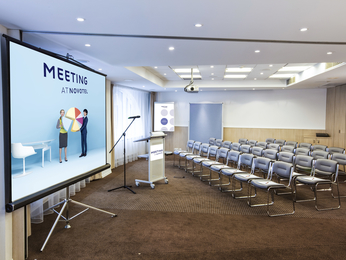 Meetings - Novotel Saint Petersburg Centre