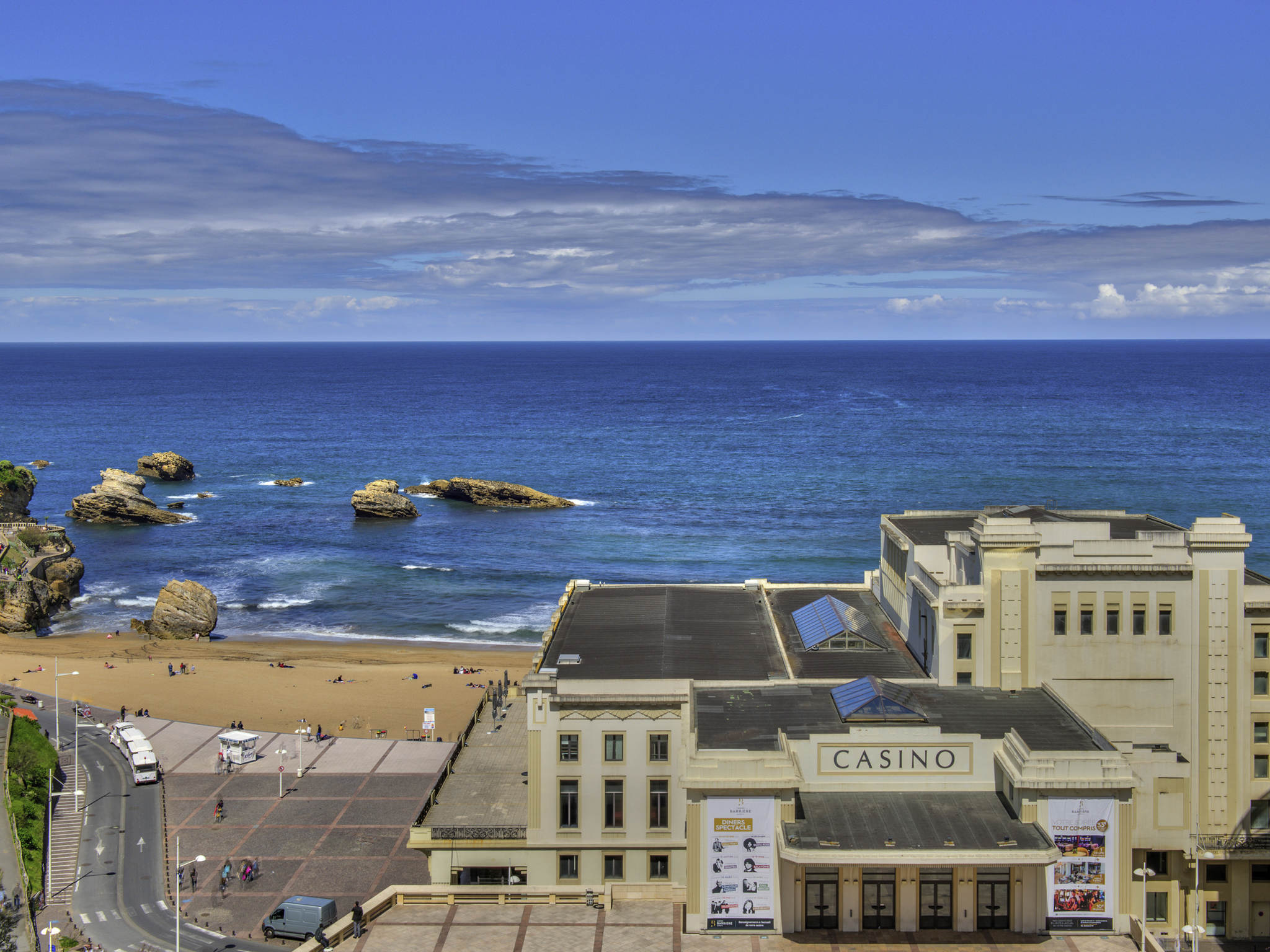 Hotel – Hotel Mercure Biarritz Centro Plaza