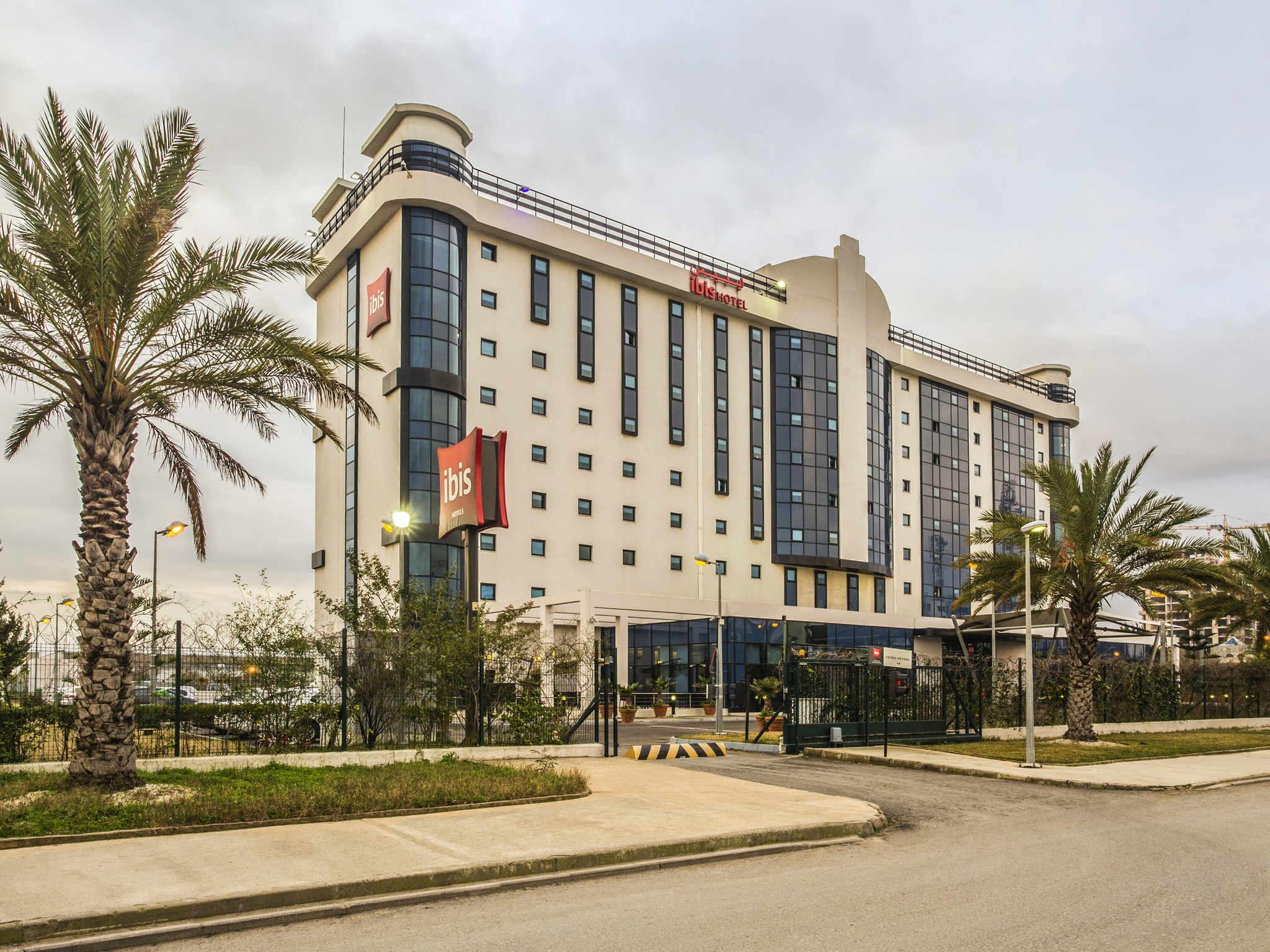 Отель — ibis Алжир Аэропорт