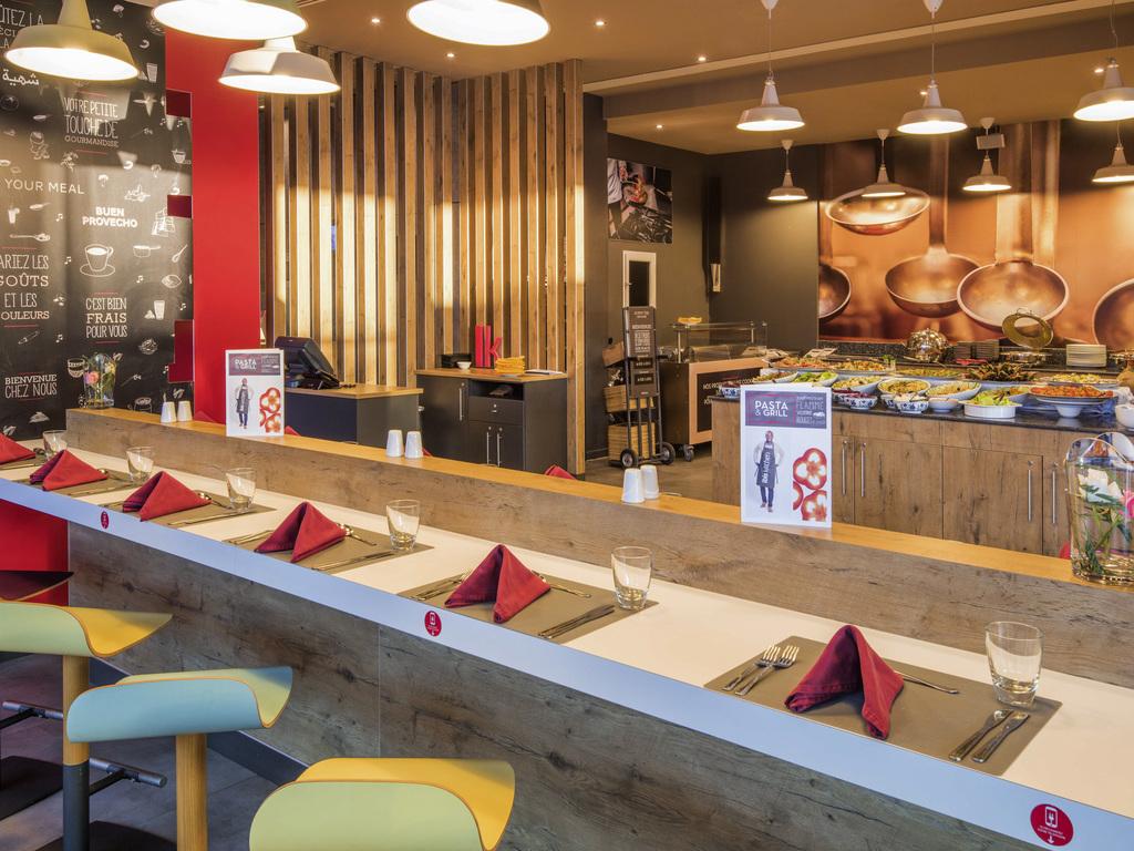 Design Furniture Bab Ezzouar ibis kitchen restaurant alger - restaurantsaccor