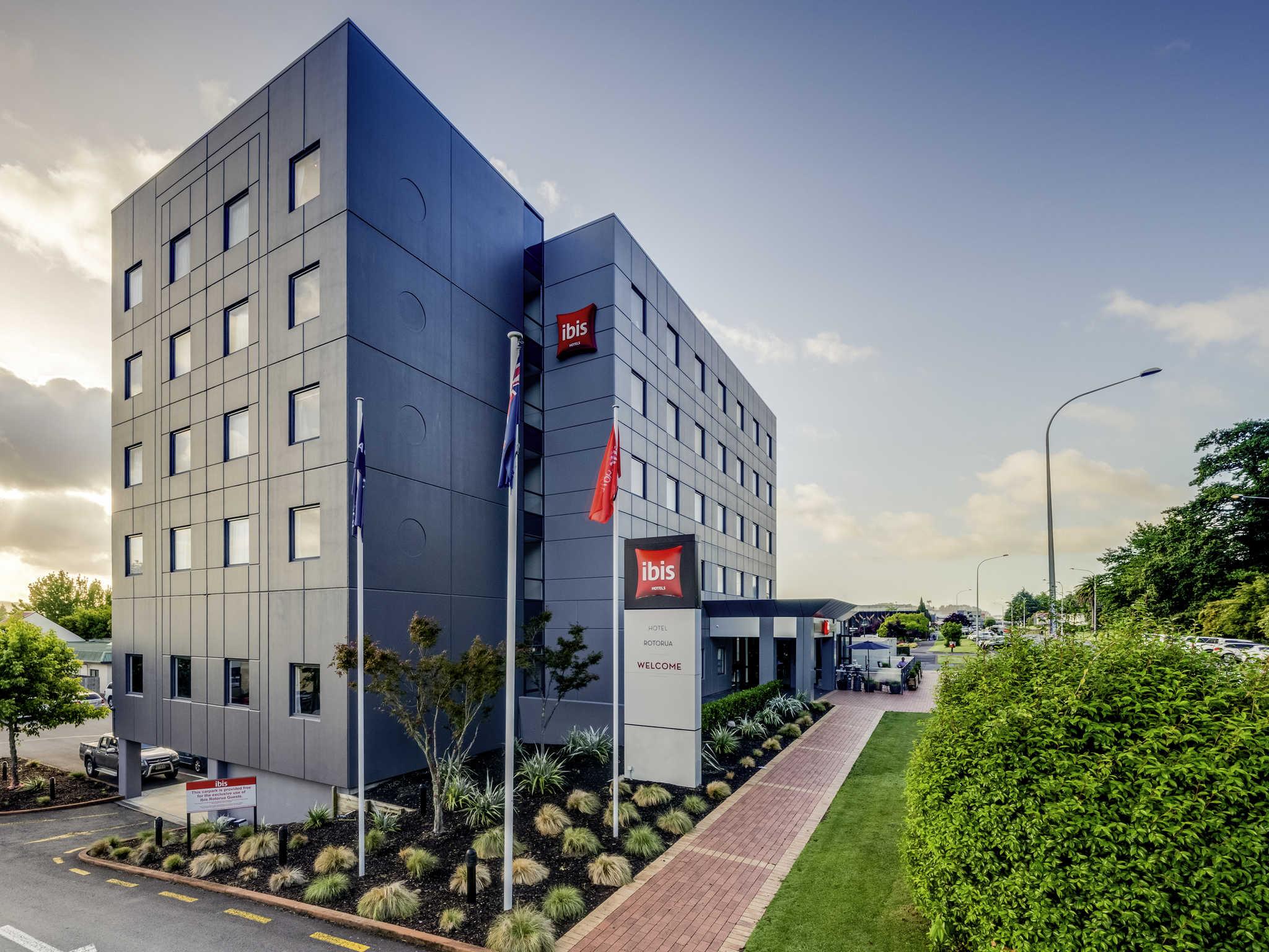 โรงแรม – ibis Rotorua