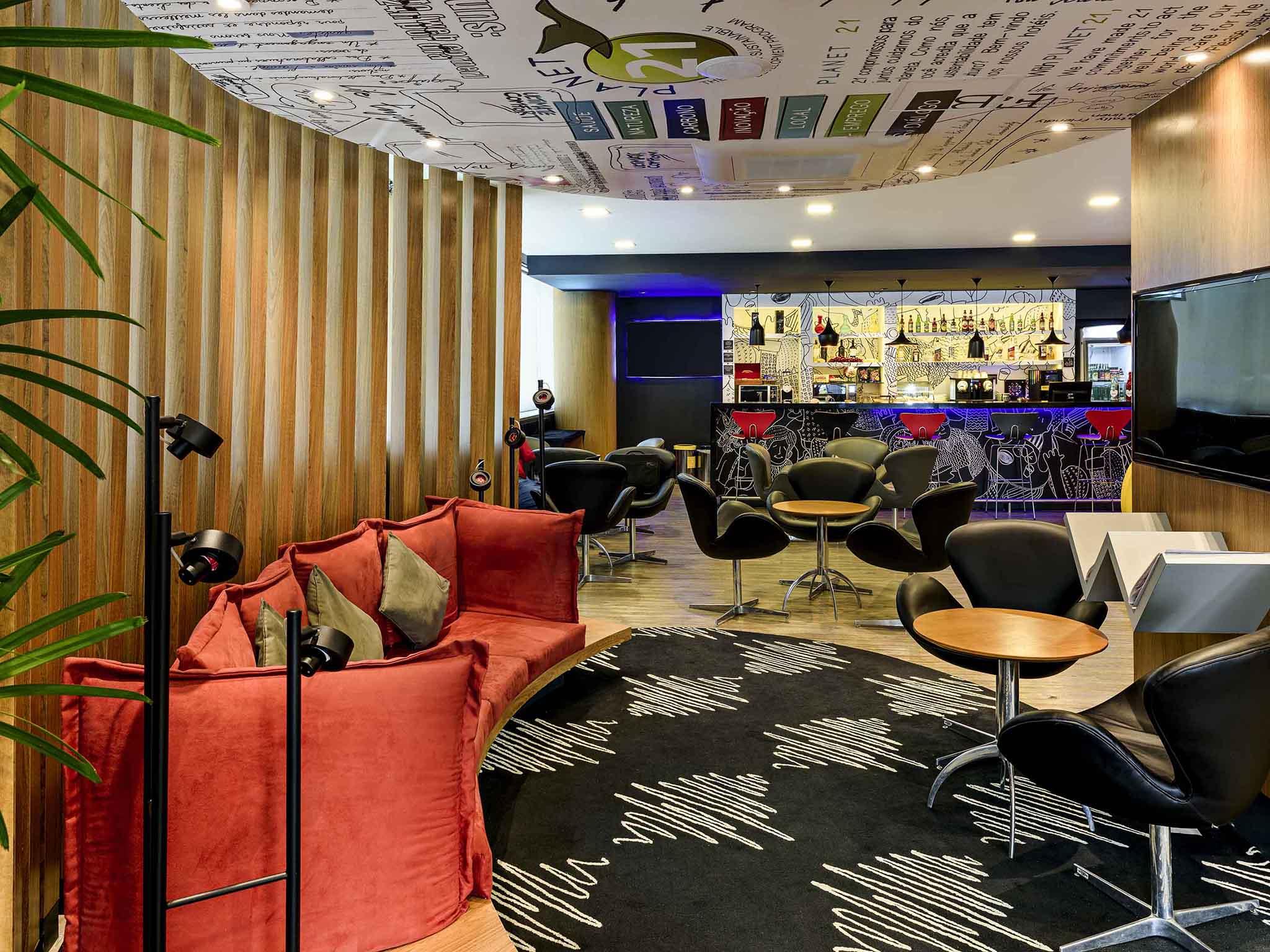 โรงแรม – ibis Rio de Janeiro Santos Dumont