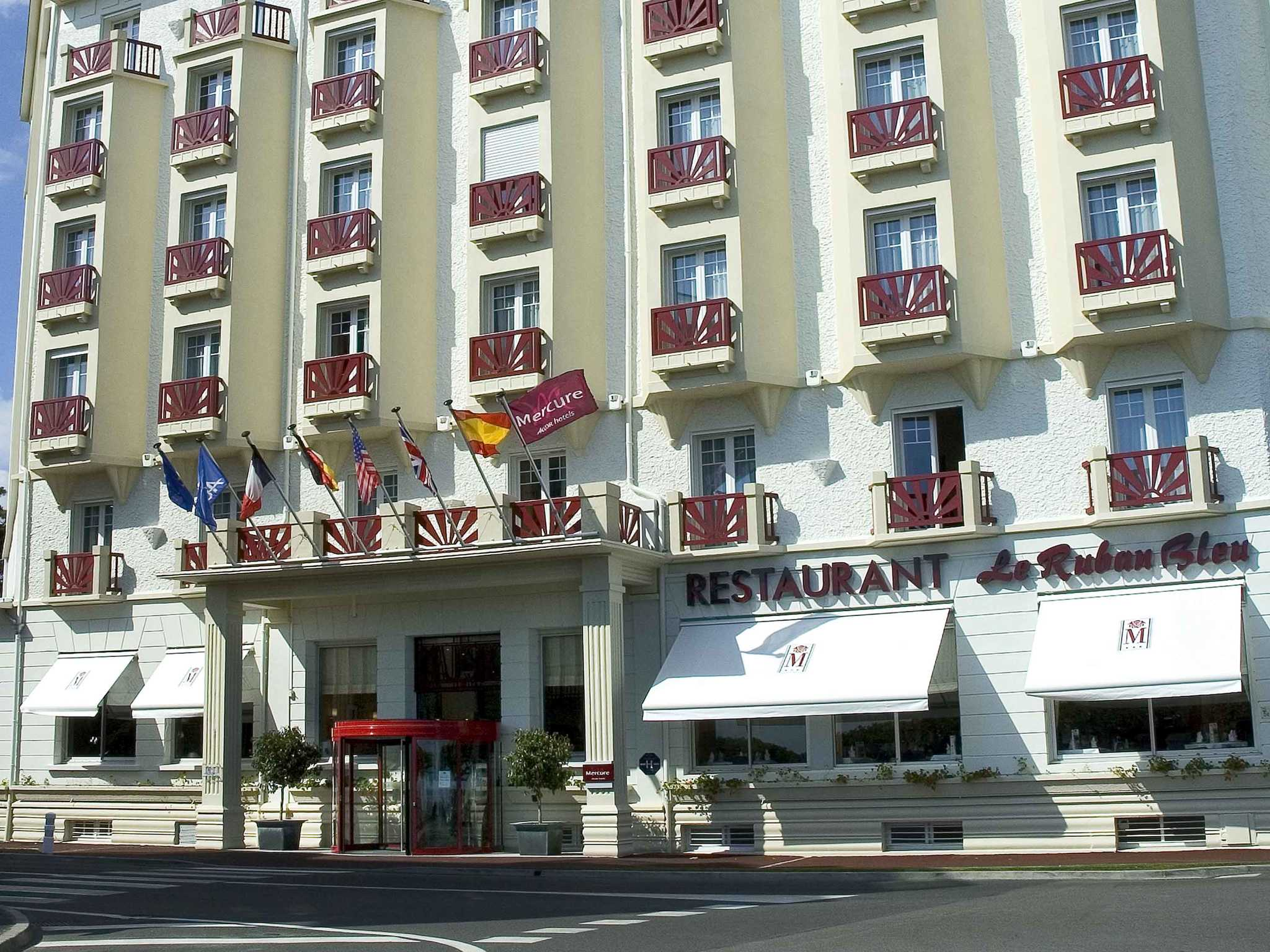 ... Hotel   Mercure La Baule Majestic Hotel ...