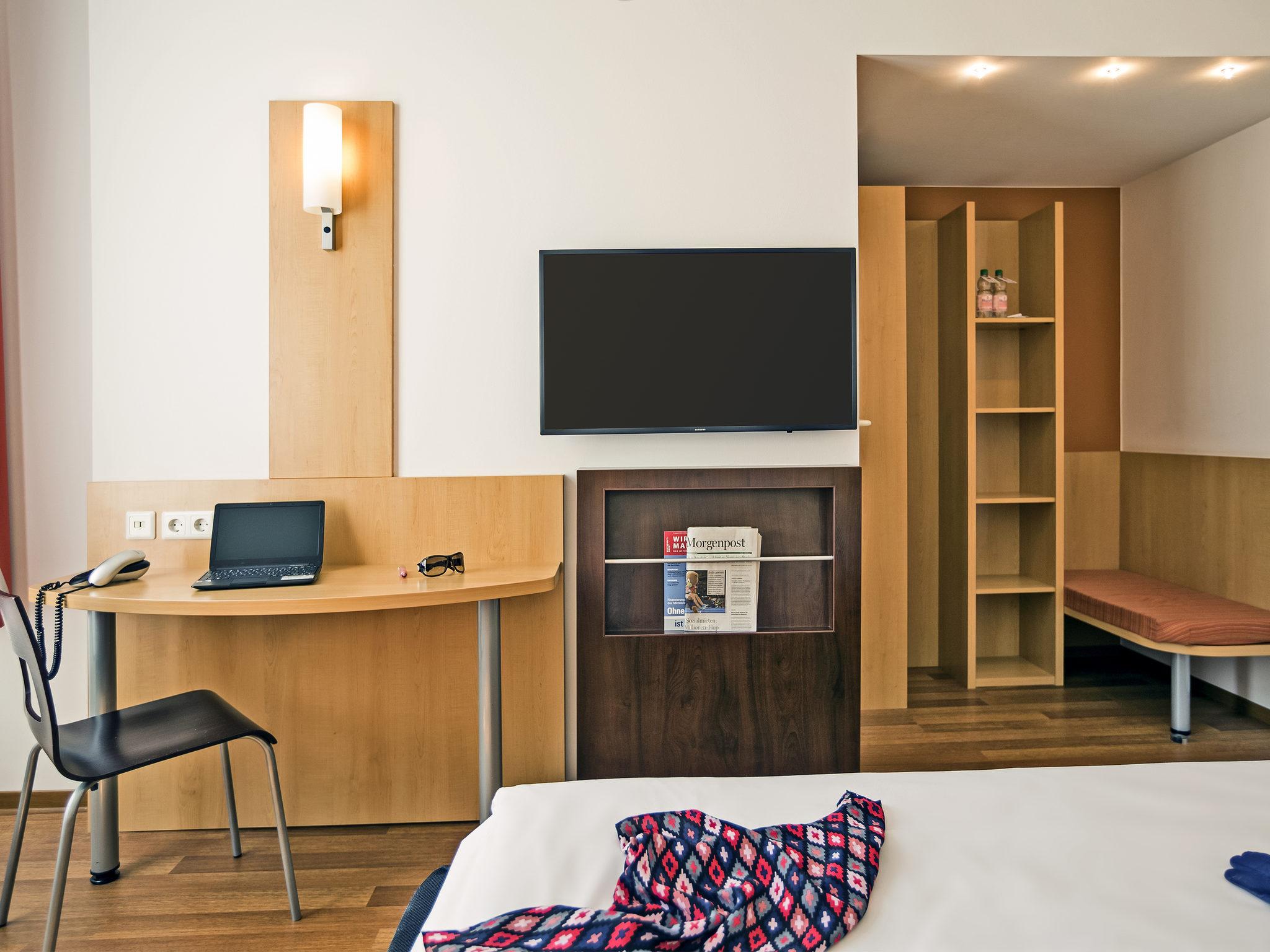 Hotel ibis berlin neukoelln