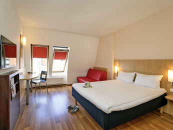 Rooms - ibis Berlin Neukoelln
