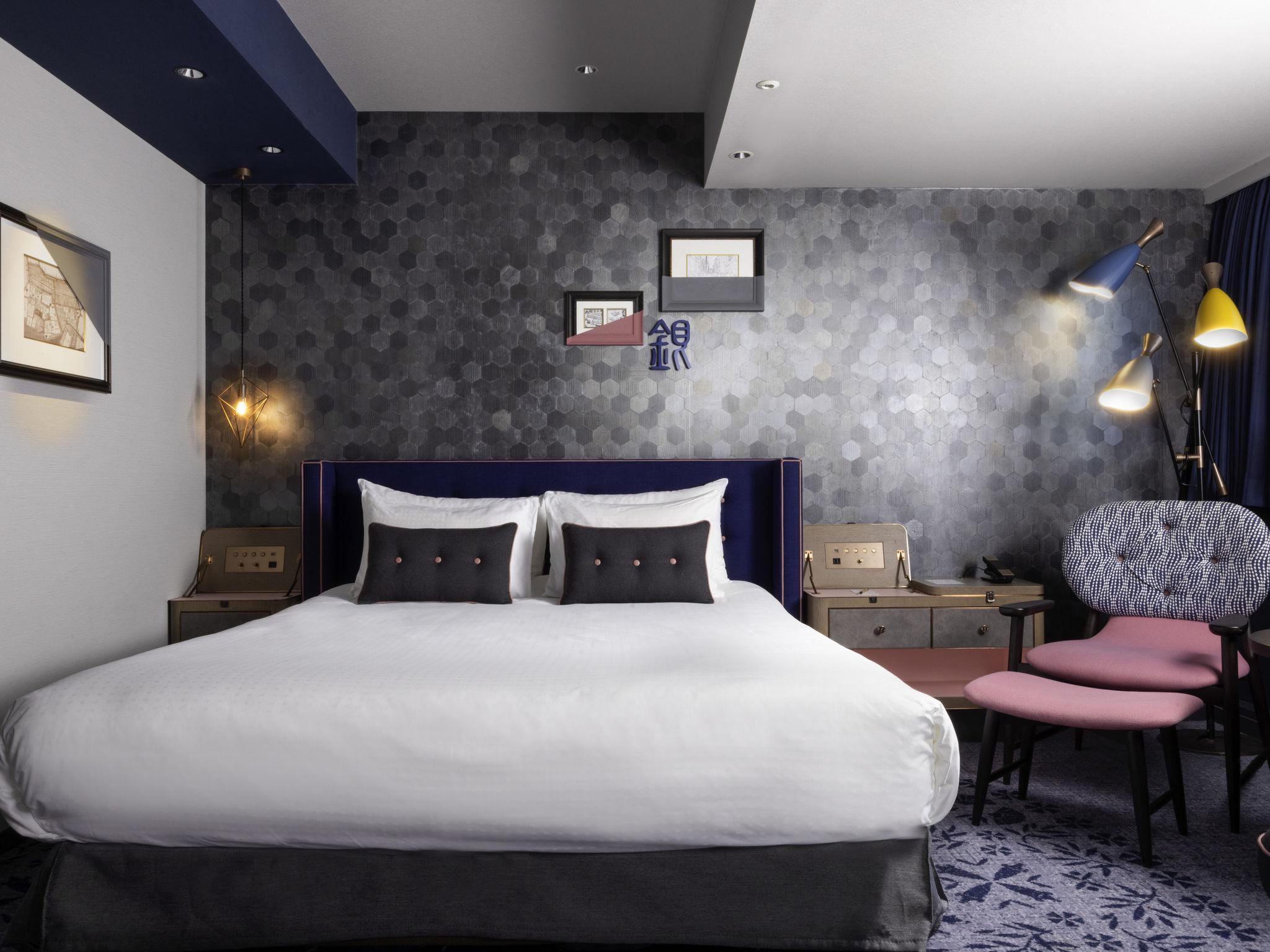 酒店 – 东京银座美居酒店