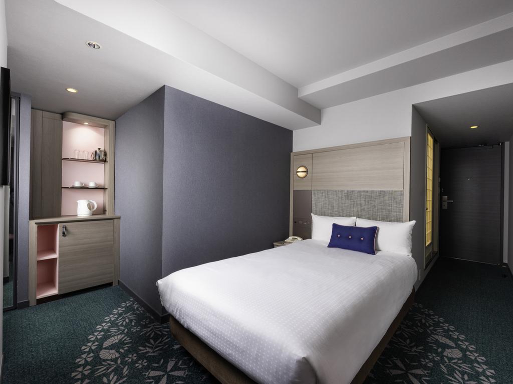 Mercure Hotel Ginza Tokyo Room Size