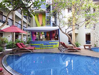 巴厘岛勒吉安全季饭店