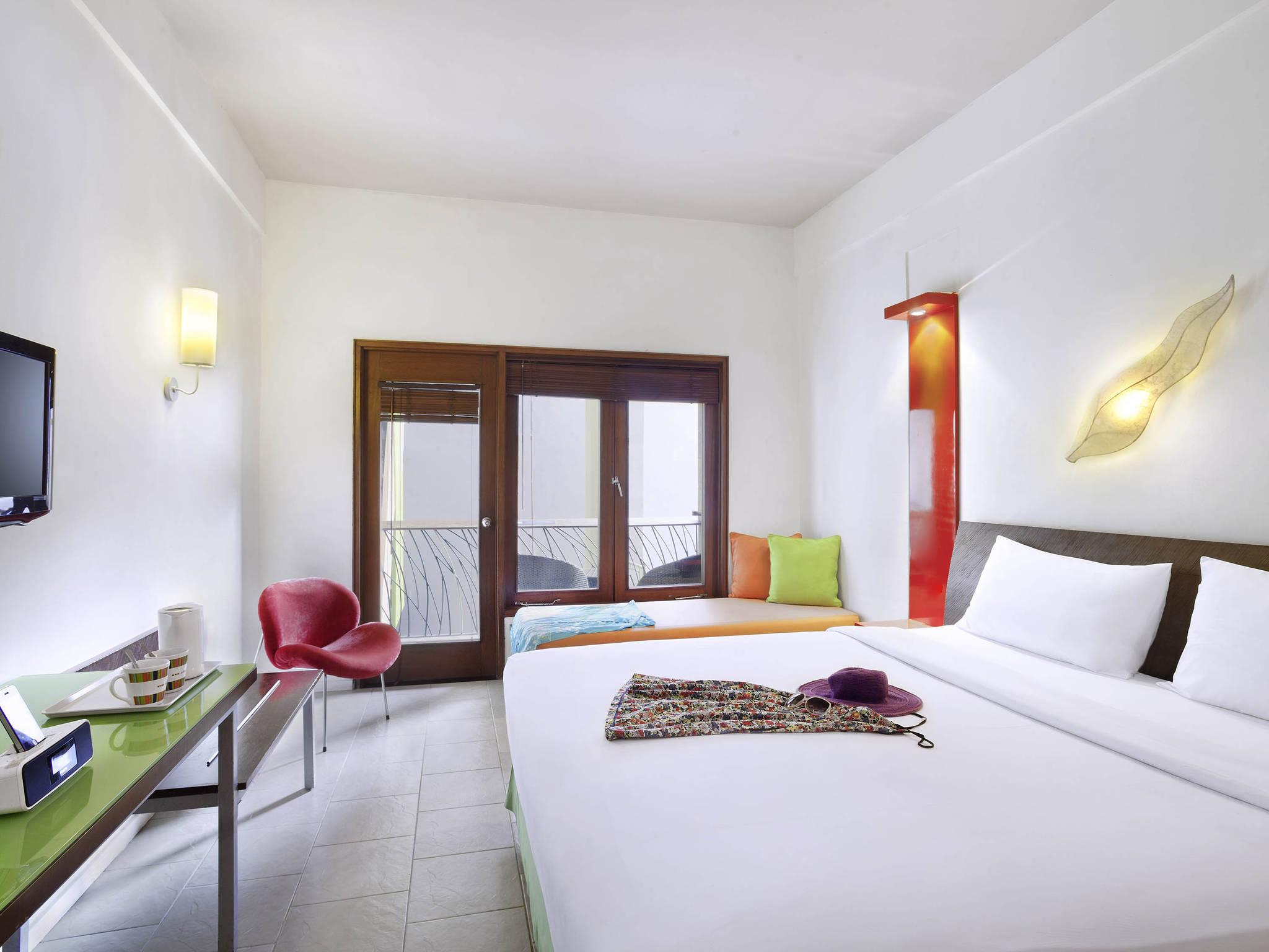 All Seasons Resort Legian Voucher Hotel Bali Garden Beach Kuta Superior Room With Breakfast Rooms Soon Ibis Styles