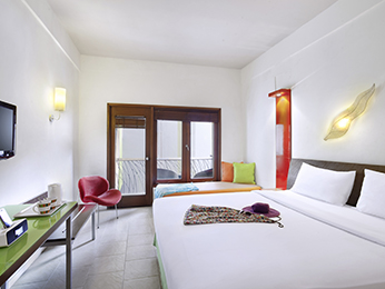 Rooms - all seasons Bali Legian (soon ibis Styles)