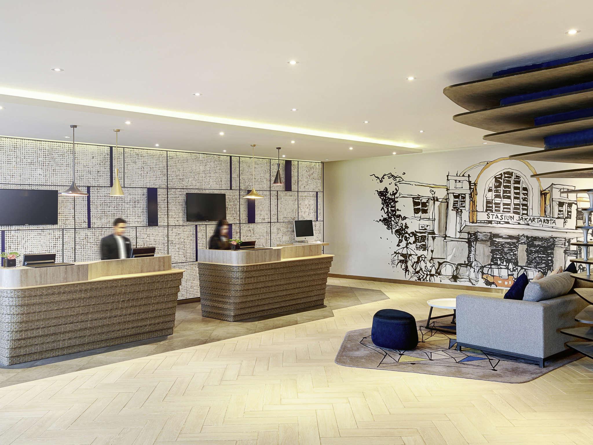 ... Hotel - Novotel Jakarta Mangga Dua Square ...