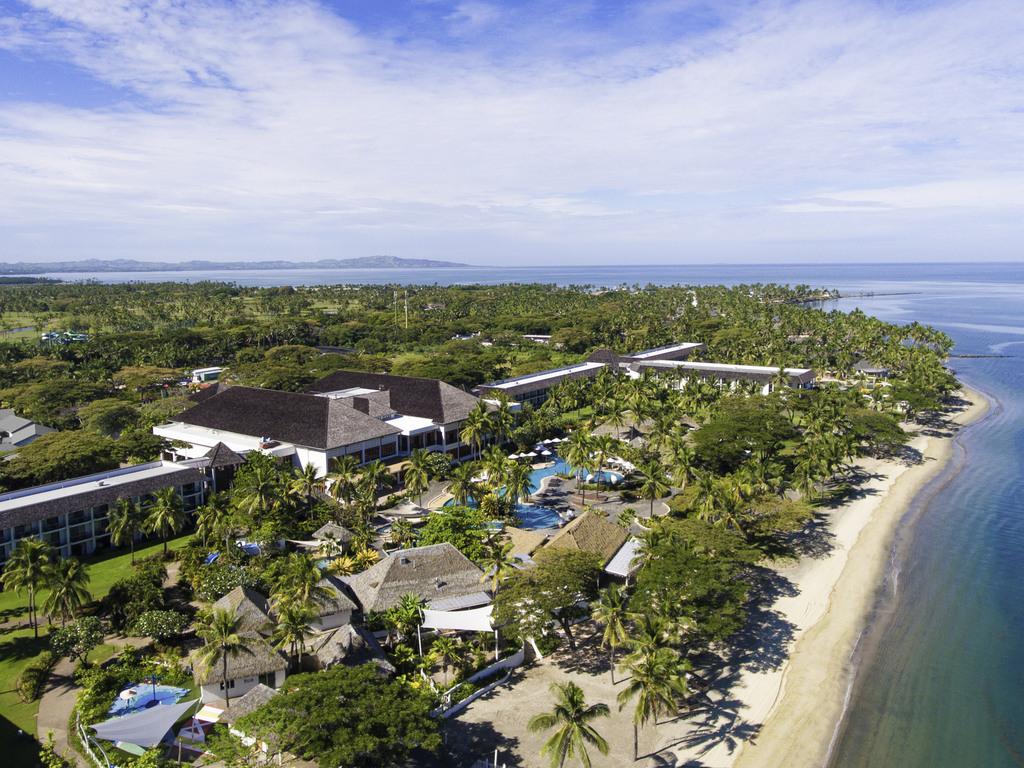 Luxury Hotel Denarau Island Sofitel Fiji Resort Amp Spa