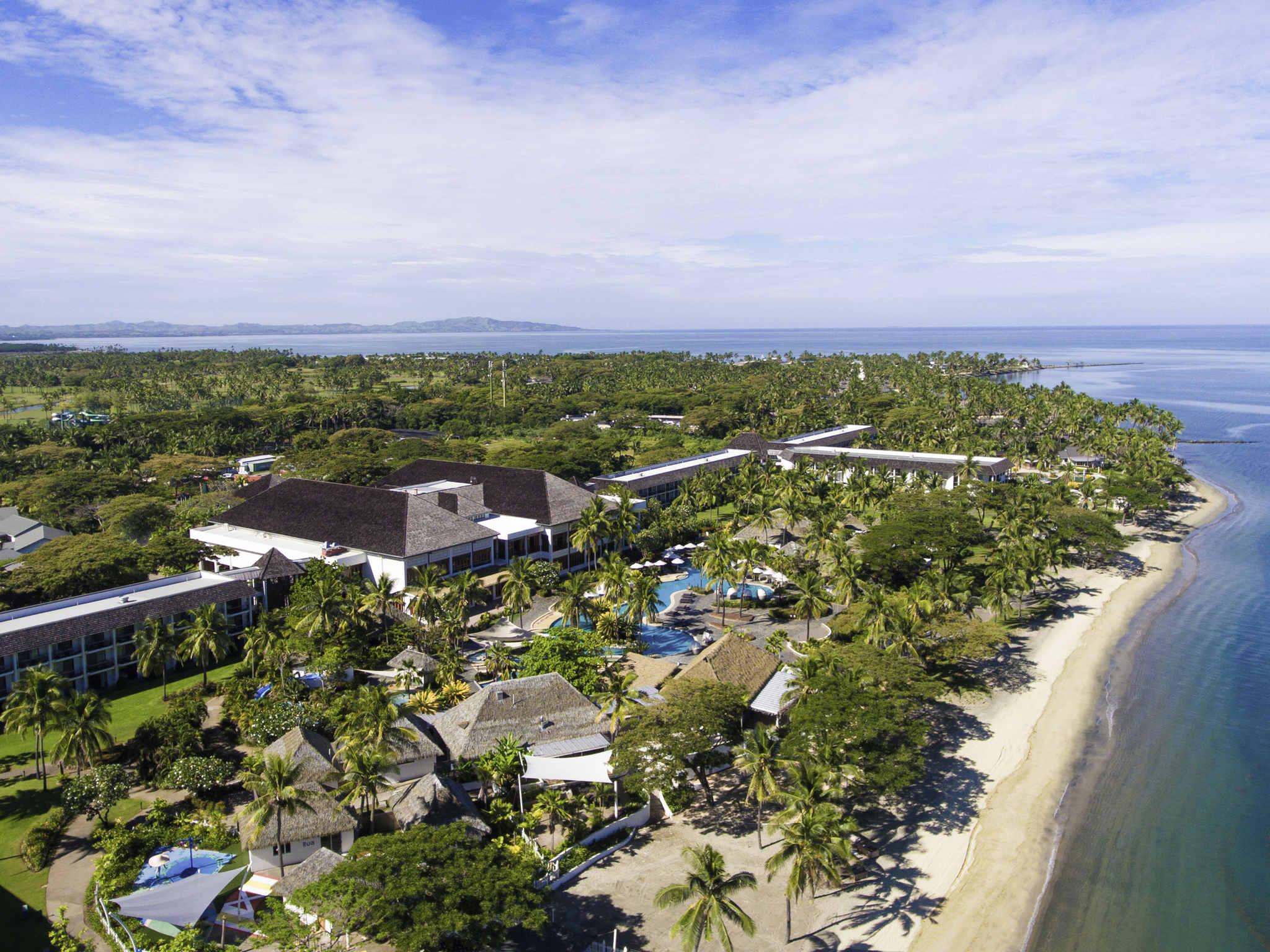 酒店 – 索菲特斐济水疗度假村