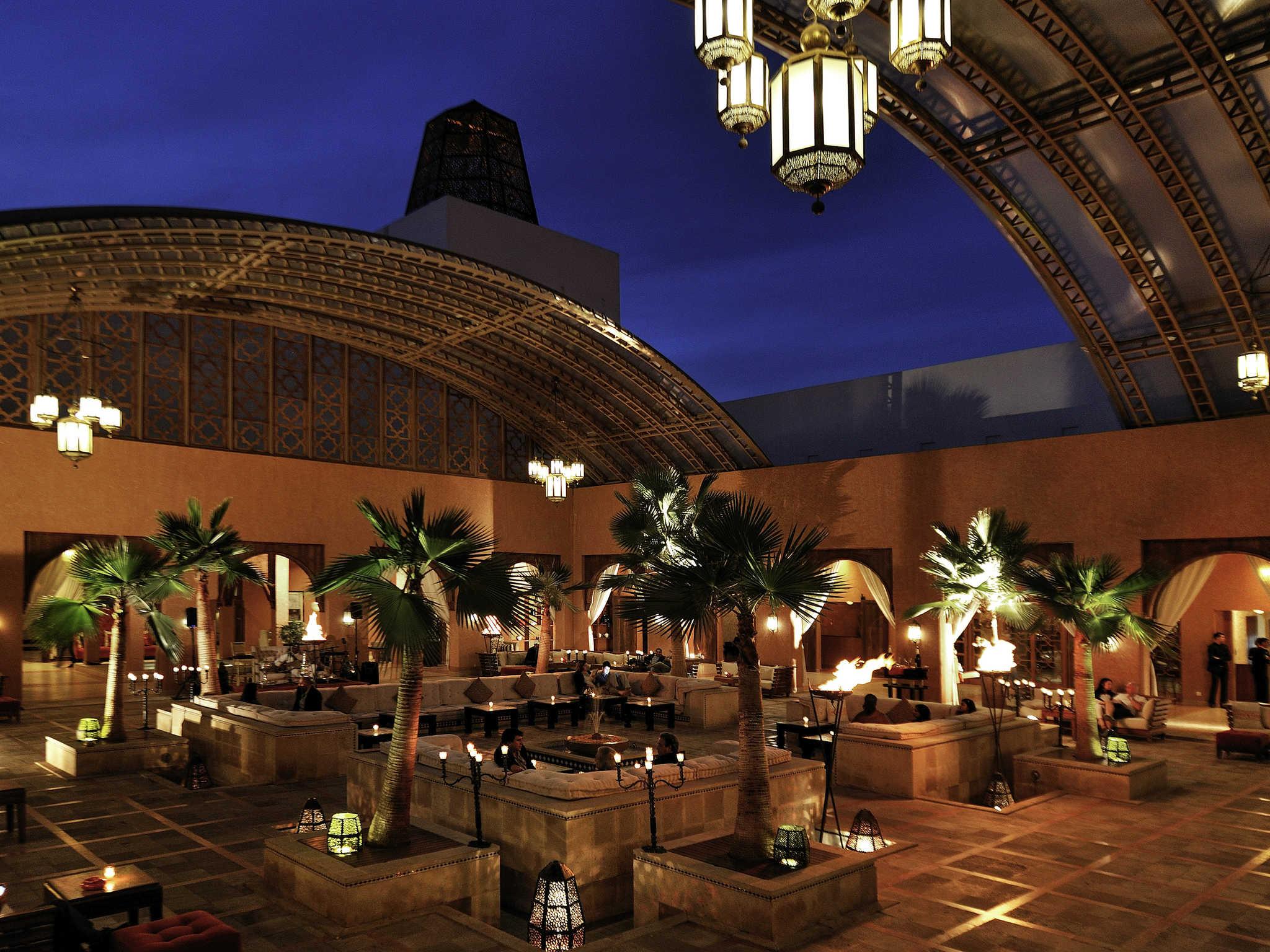 โรงแรม – Sofitel Agadir Royal Bay Resort