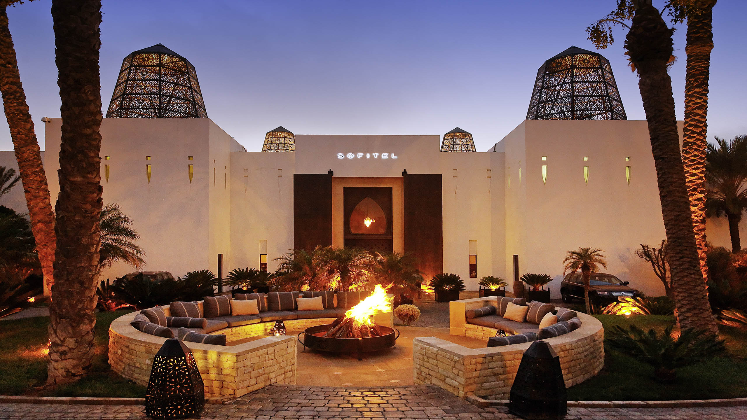 Luxury hotel agadir sofitel agadir royal bay resort for Hotel royal